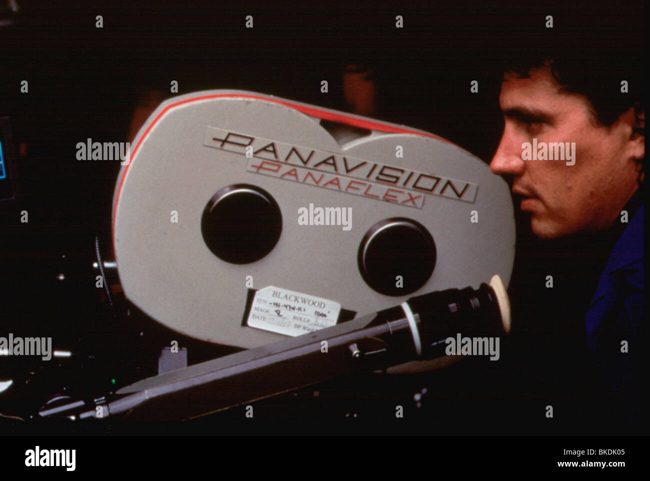 ROB BOWMAN (DIR) O/S 'X-FILES: THE MOVIE' (1998) ROBO 001 - Stock Image