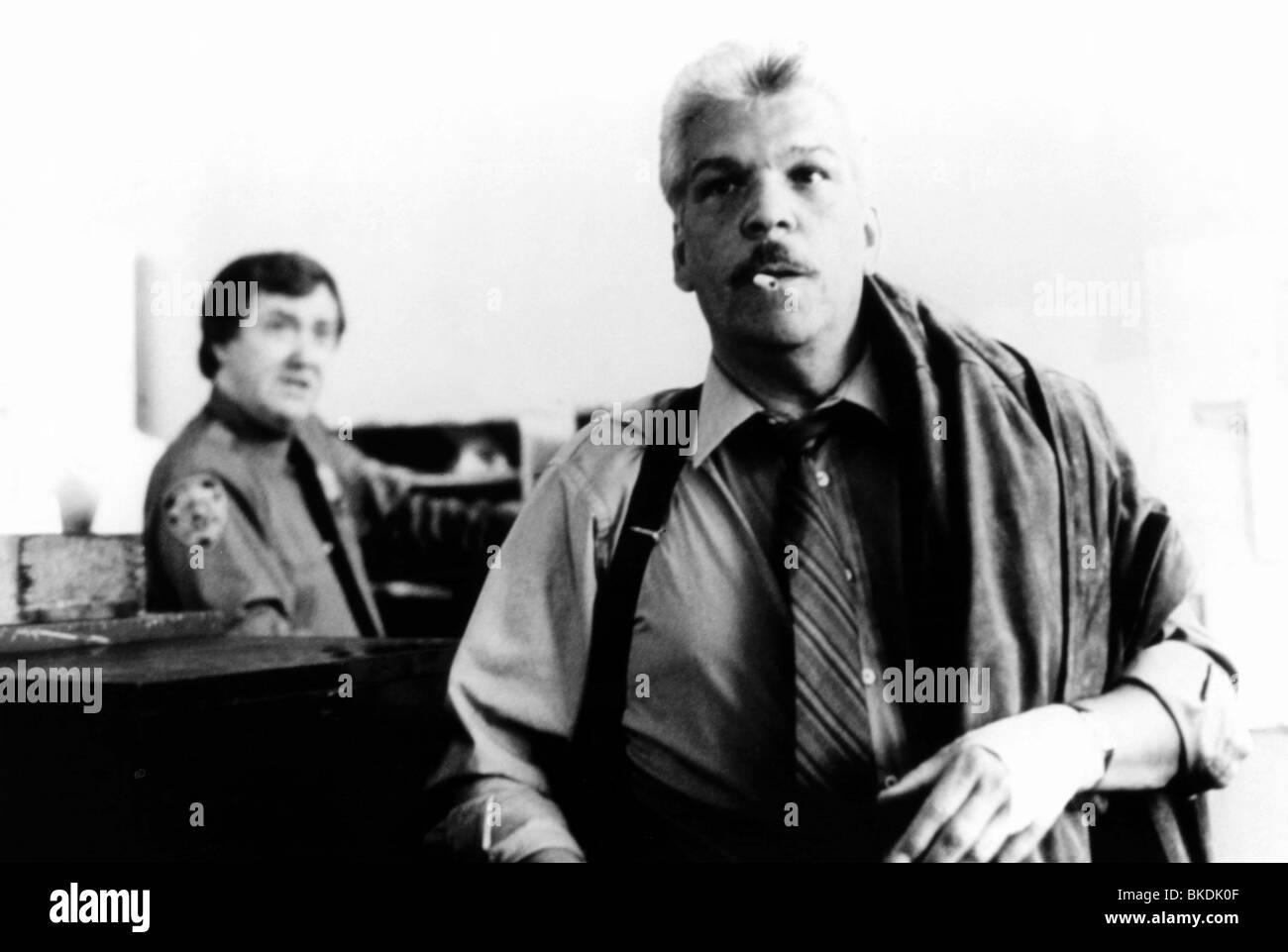 MANIAC COP -1988 TOM ATKINS - Stock Image