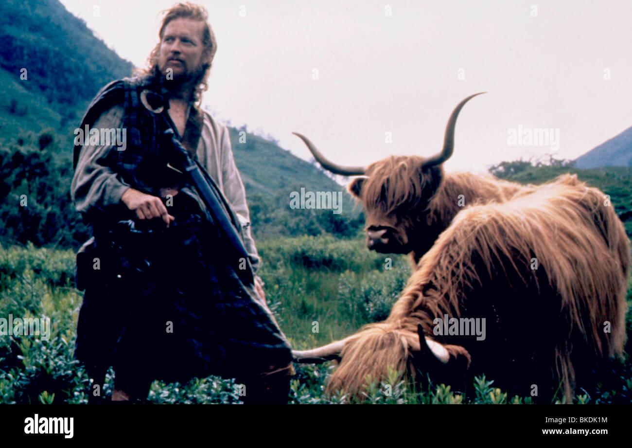 ROB ROY -1995 ERIC STOLTZ - Stock Image