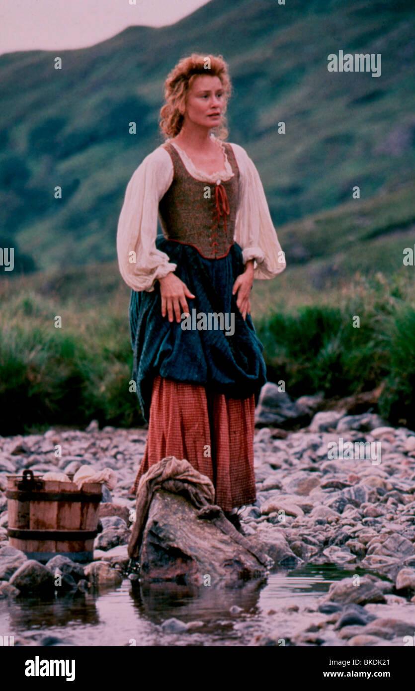 ROB ROY -1995 JESSICA LANGE - Stock Image