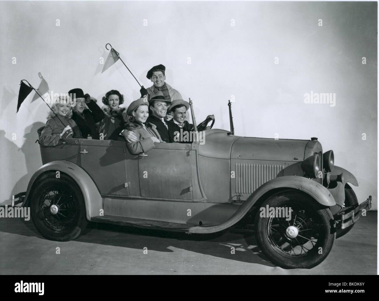 MARGIE -1946 JEANNE CRAIN - Stock Image