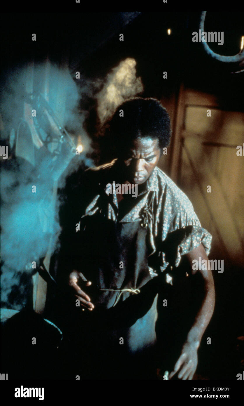 ROOTS (TV) GEORG STANFORD BROWN - Stock Image