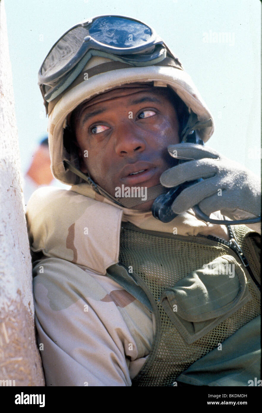 RULES OF ENGAGEMENT (2000) BLAIR UNDERWOOD RULE 071 - Stock Image
