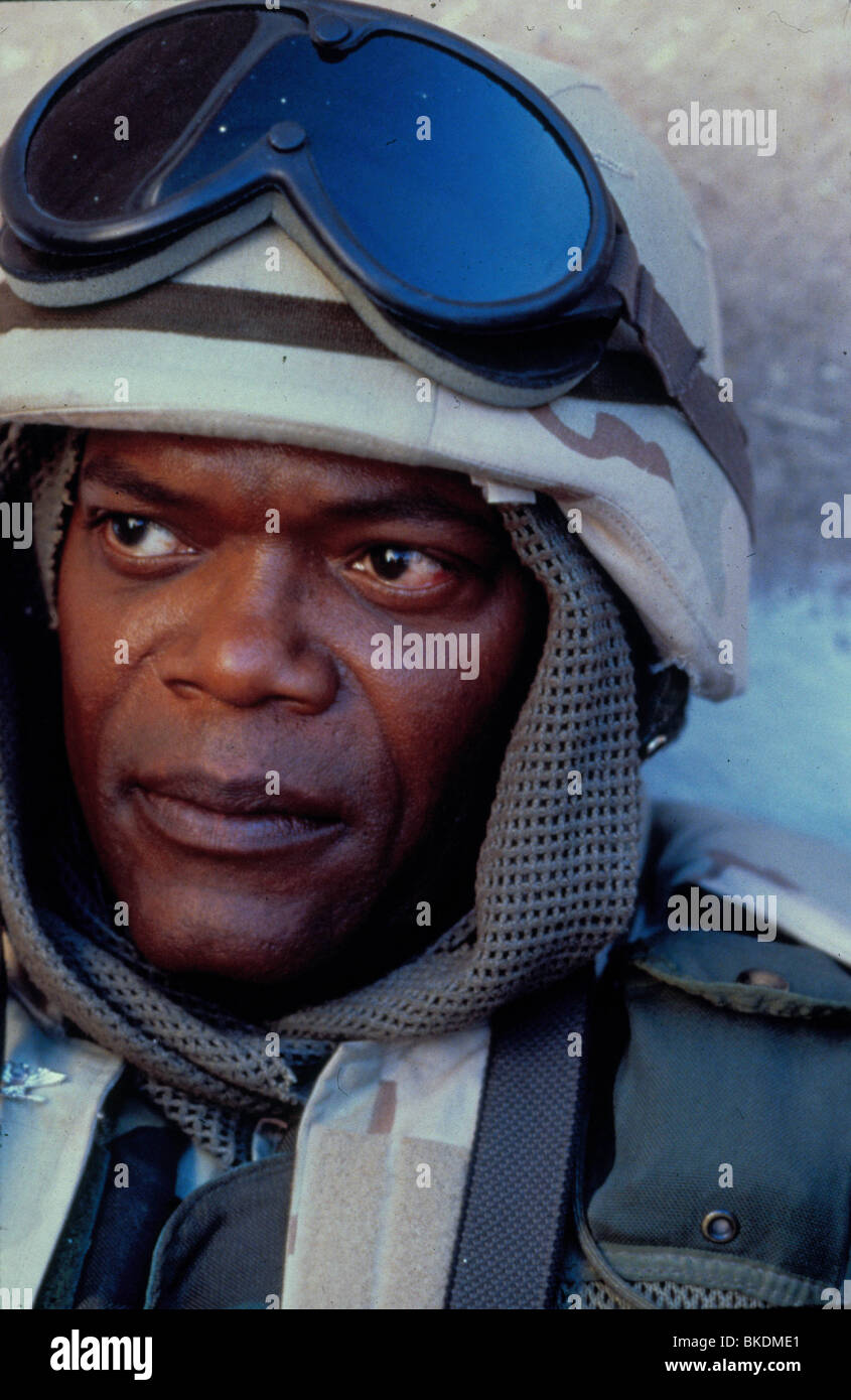RULES OF ENGAGEMENT (2000) SAMUEL L JACKSON RULE 098 - Stock Image