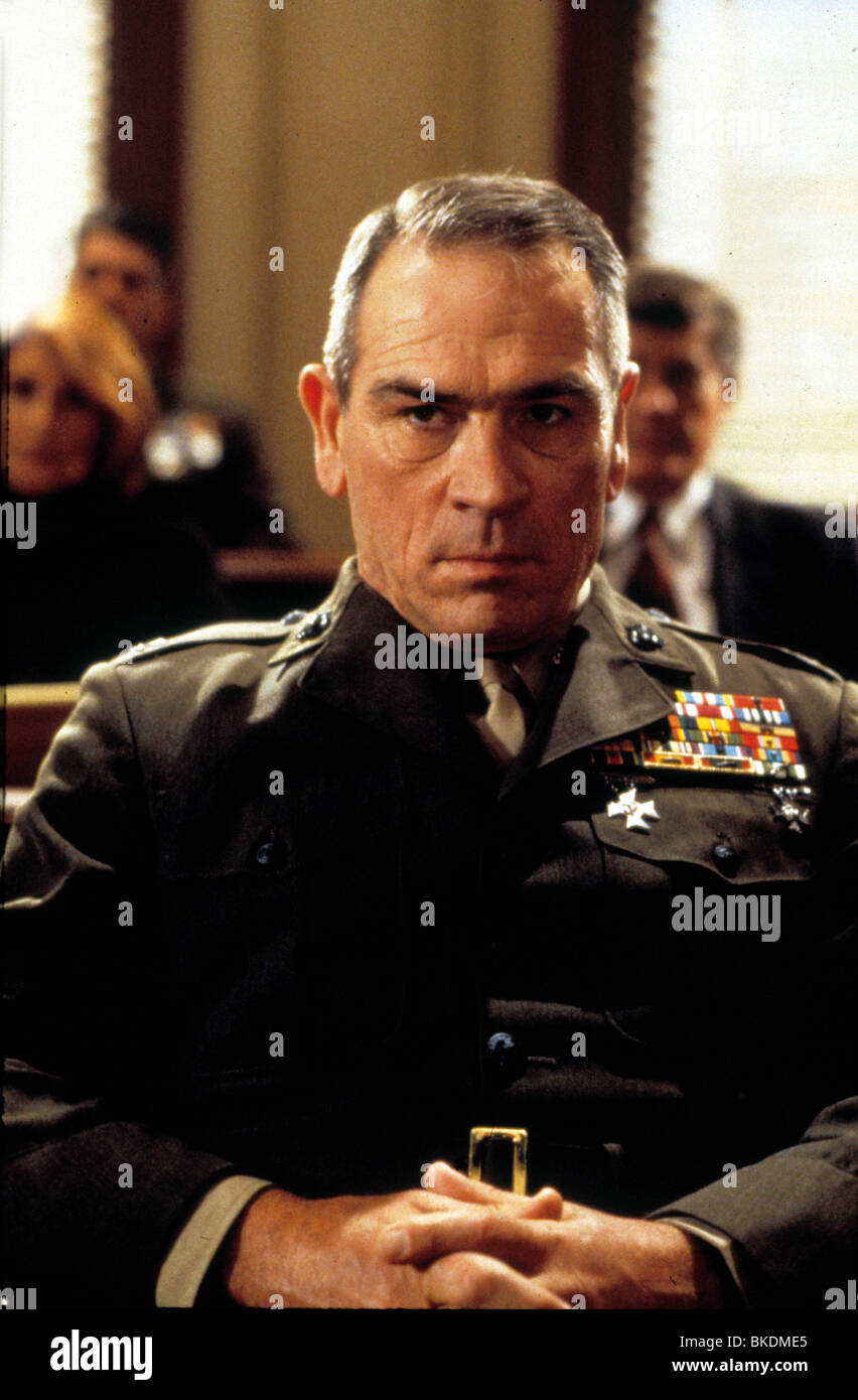 RULES OF ENGAGEMENT (2000) TOMMY LEE JONES RULE 099 - Stock Image