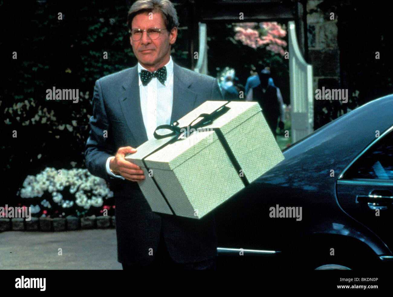 SABRINA -1995 HARRISON FORD - Stock Image