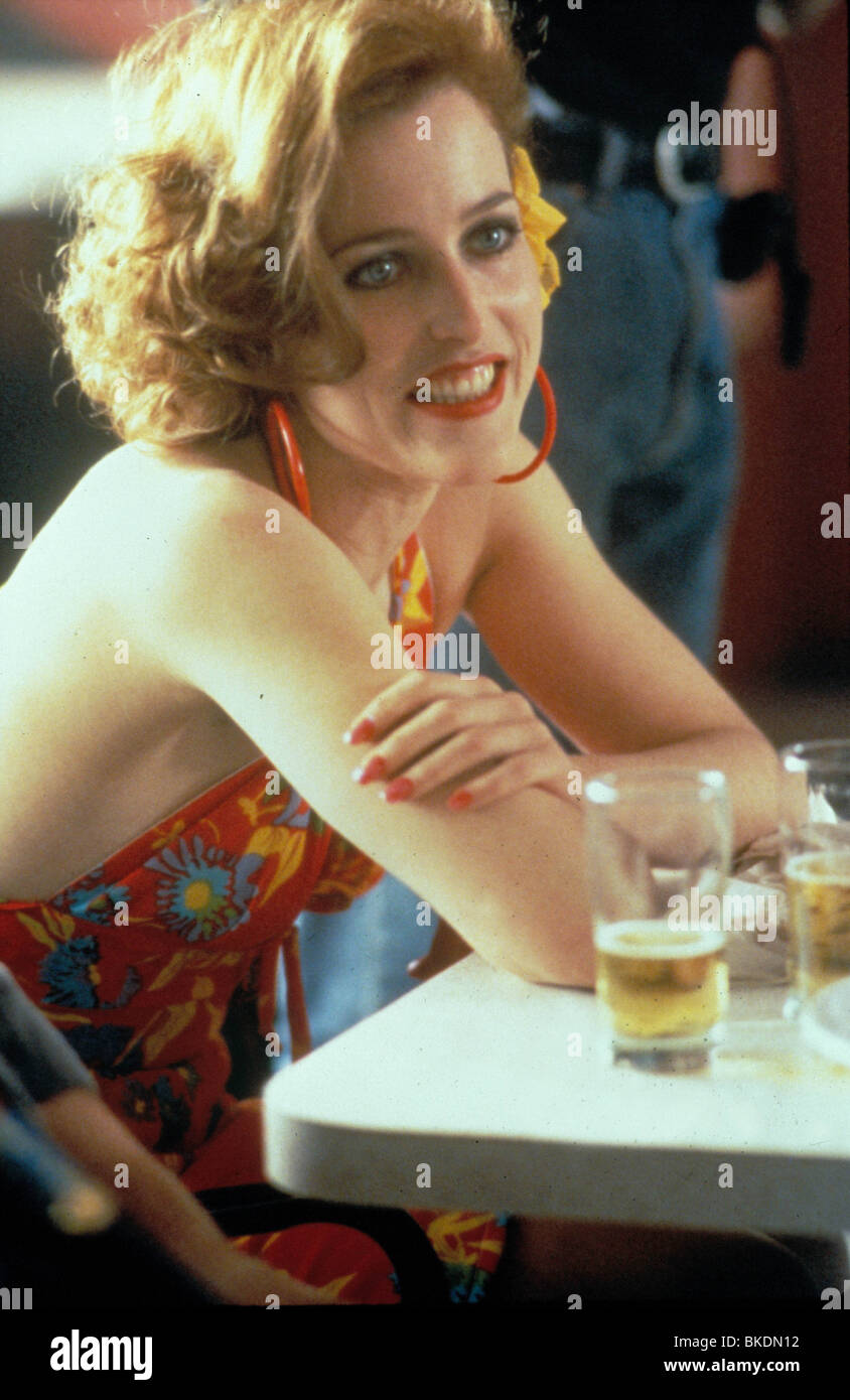 THE MIGHTY (1997) GILLIAN ANDERSON MTY 039 - Stock Image