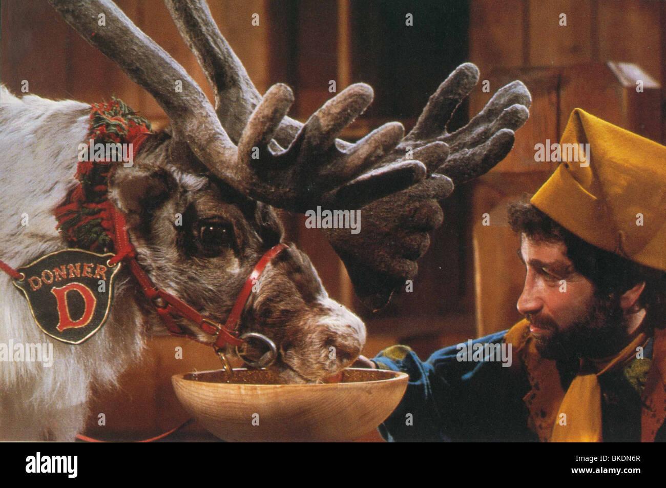 SANTA CLAUS: THE MOVIE -1985 - Stock Image