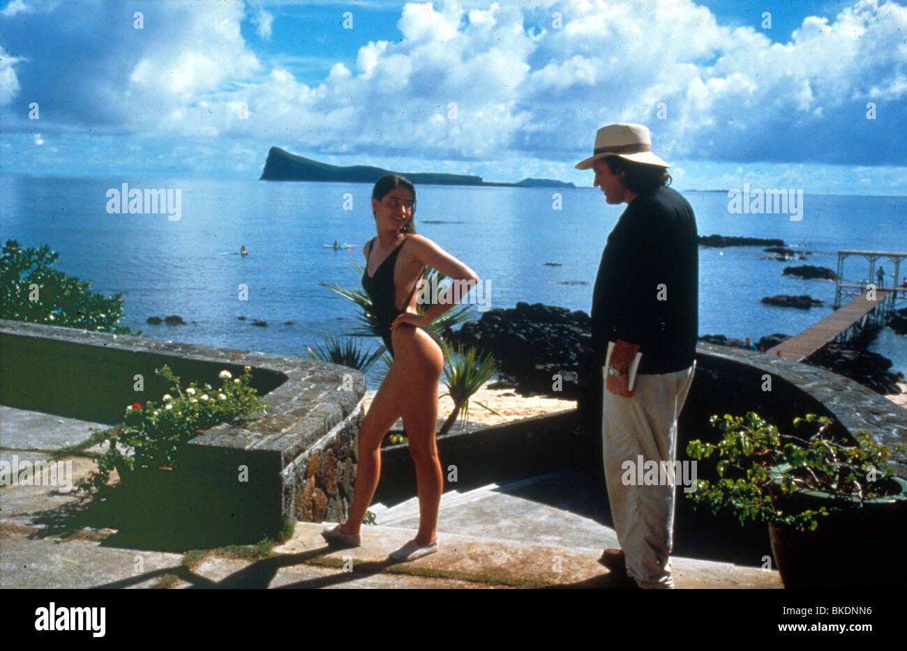 MON PERE CE HEROS (1994) MY FATHER THE HERO (ALT) MARIE GILLAIN, GERARD DEPARDIEU MPCH 001 - Stock Image
