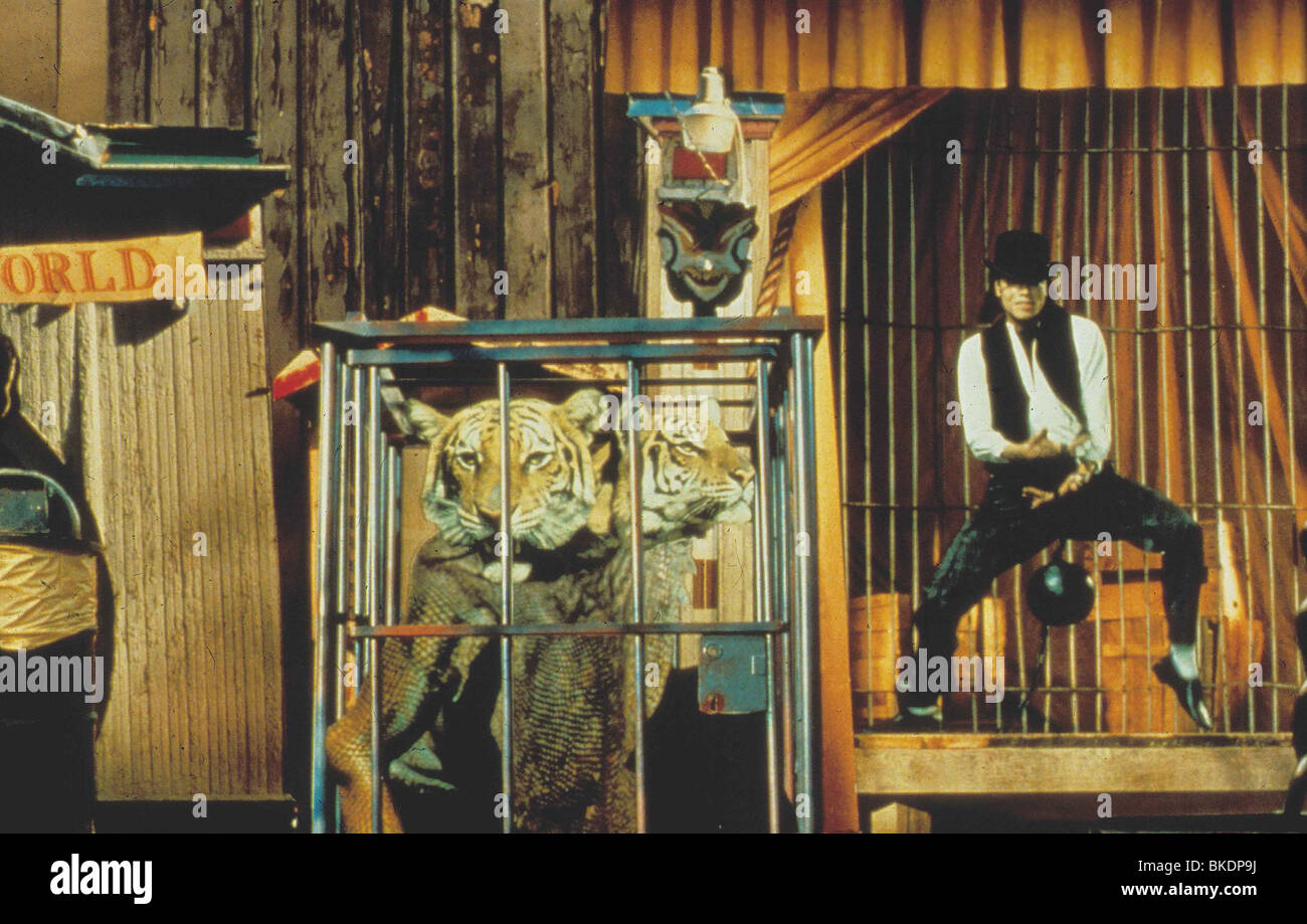 MOONWALKER -1988 MICHAEL JACKSON - Stock Image