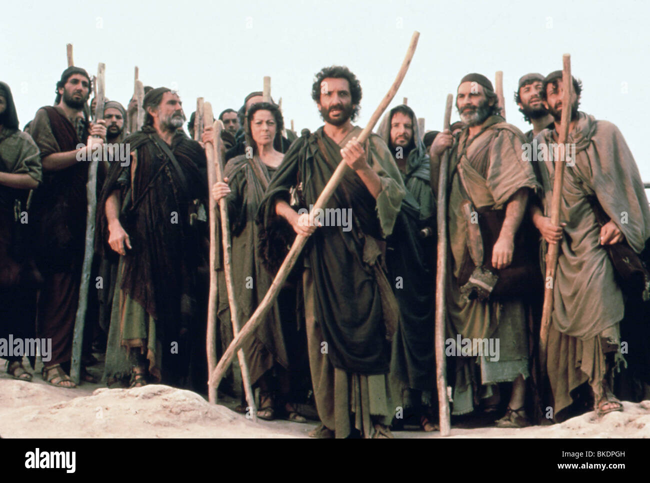 MOSES (TVM) (1996) BEN KINGSLEY, DAVID SUCHET MOS 003 - Stock Image