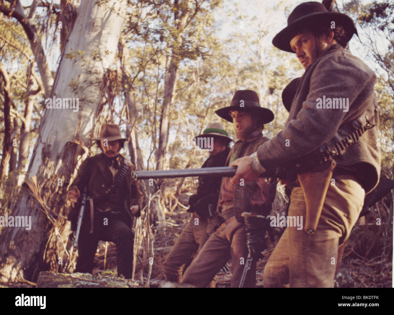 NED KELLY -1970 MICK JAGGER - Stock Image