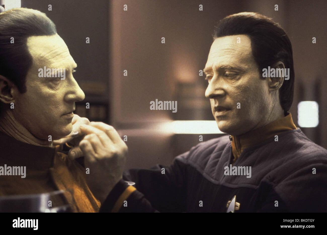 STAR TREK: NEMESIS (2002) BRENT SPINER STNM 001 20 - Stock Image