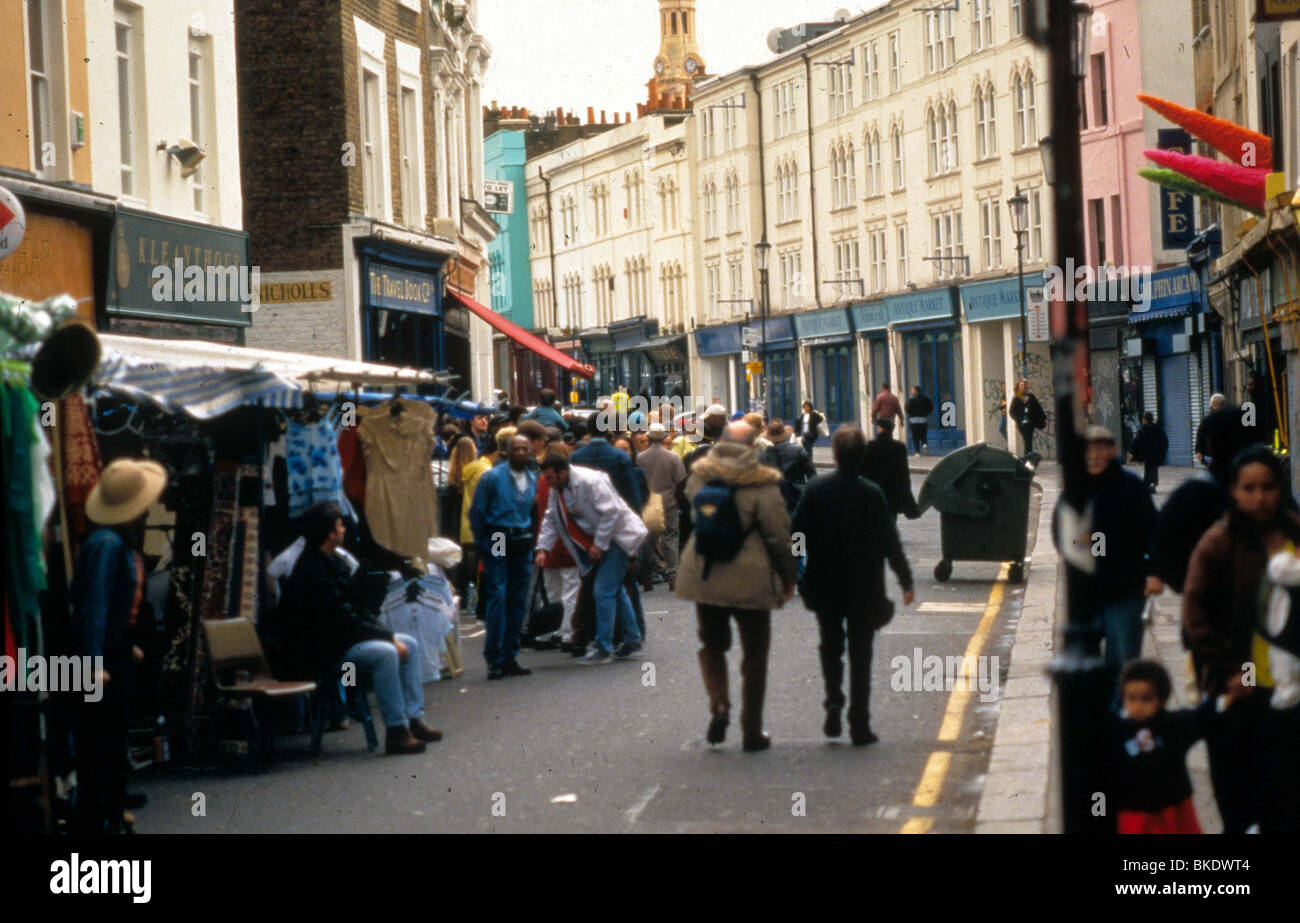 NOTTING HILL -1999 - Stock Image