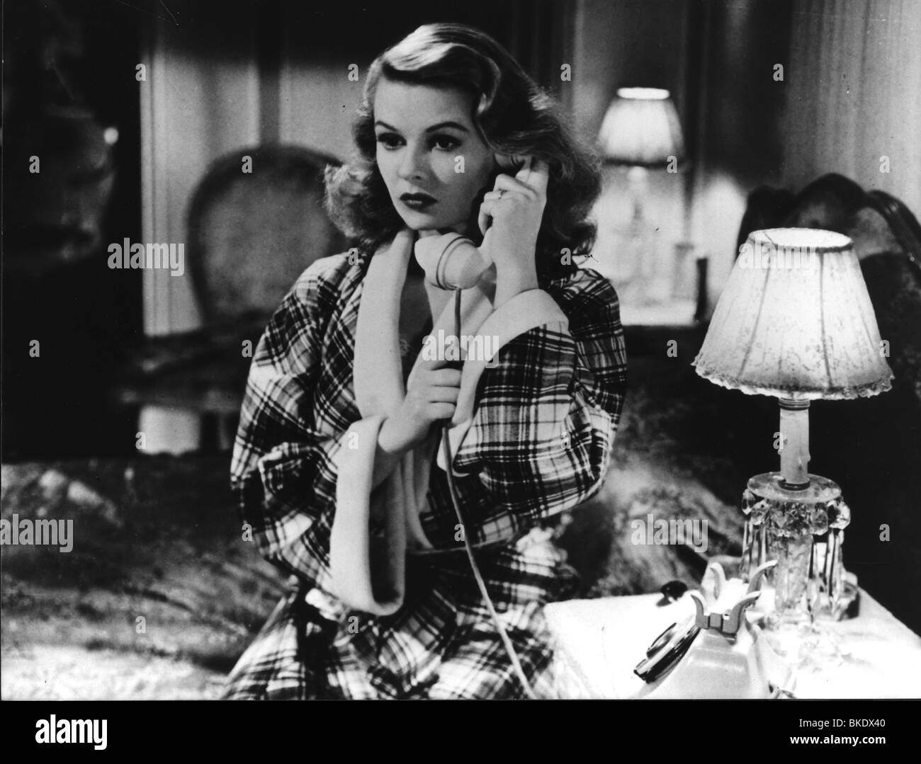 OBSESSION -1948 SALLY GRAY - Stock Image