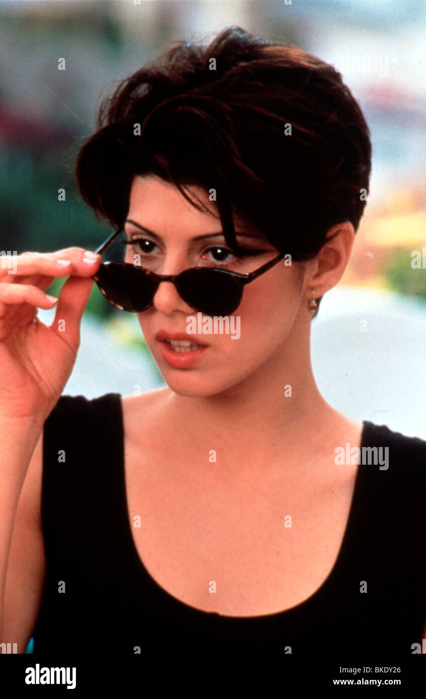 ONLY YOU -1994 MARISA TOMEI - Stock Image