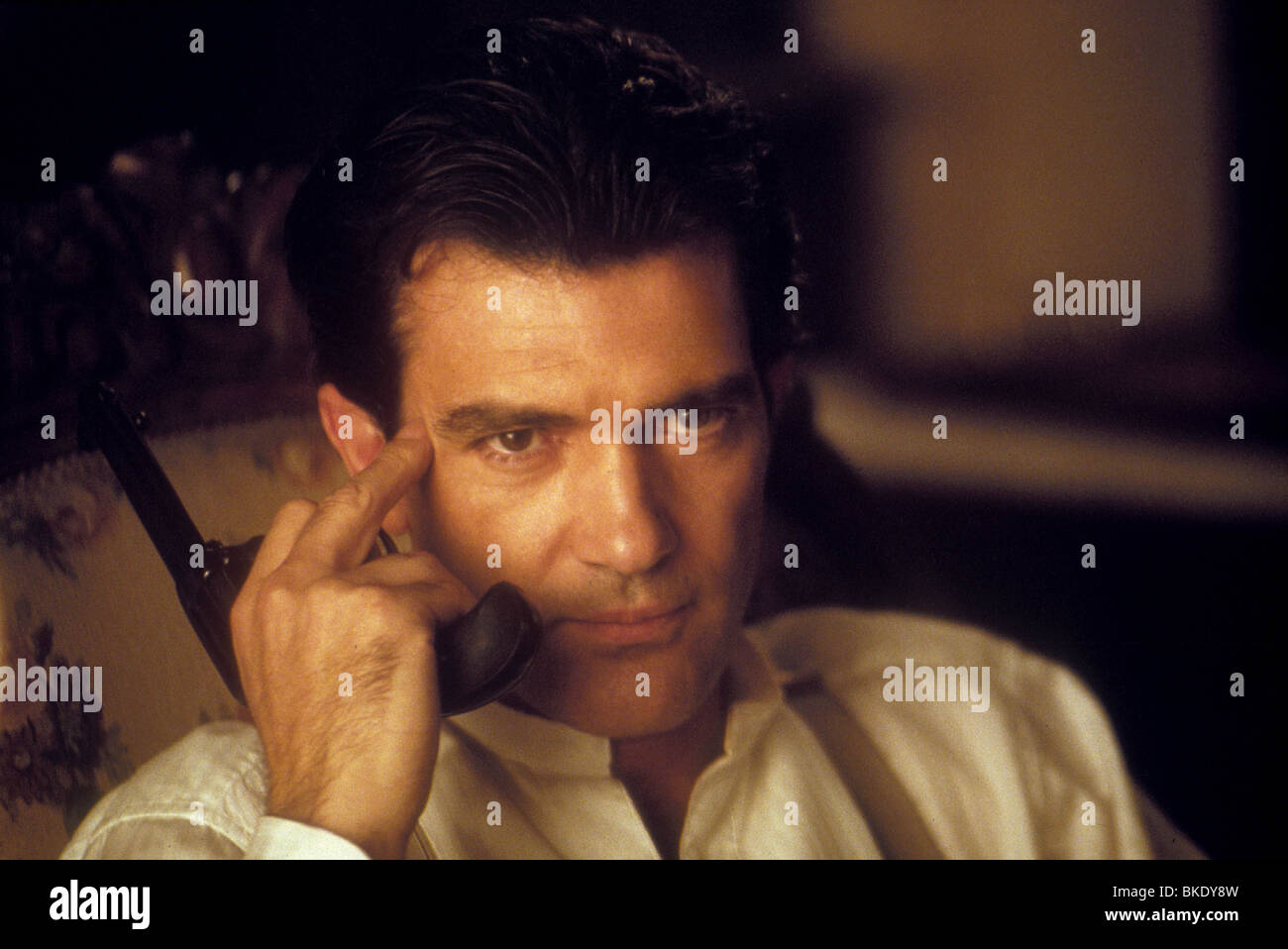 ORIGINAL SIN (2001) ANTONIO BANDERAS ORIS 023 Stock Photo