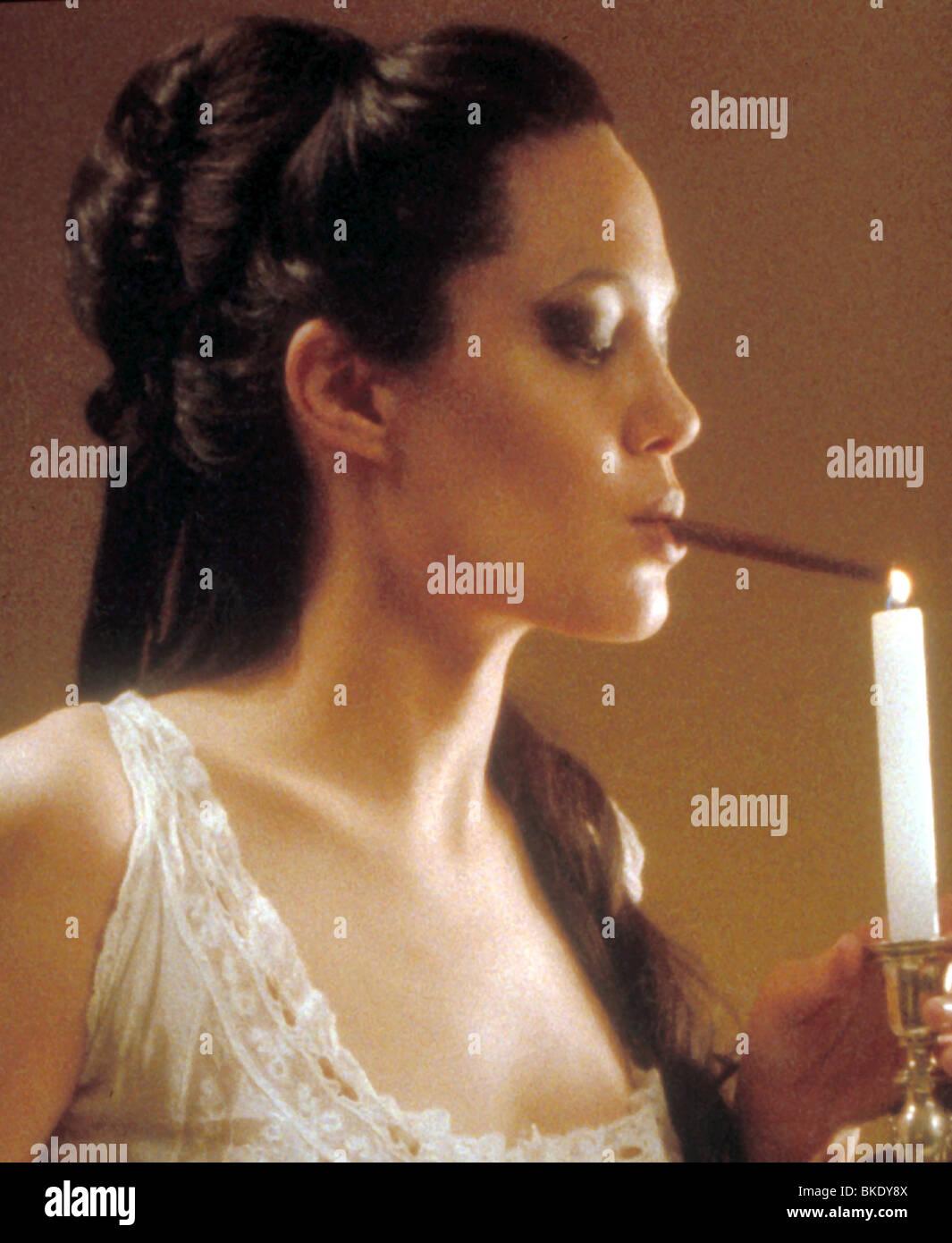 ORIGINAL SIN (2001) ANGELINA JOLIE ORIS 024 Stock Photo
