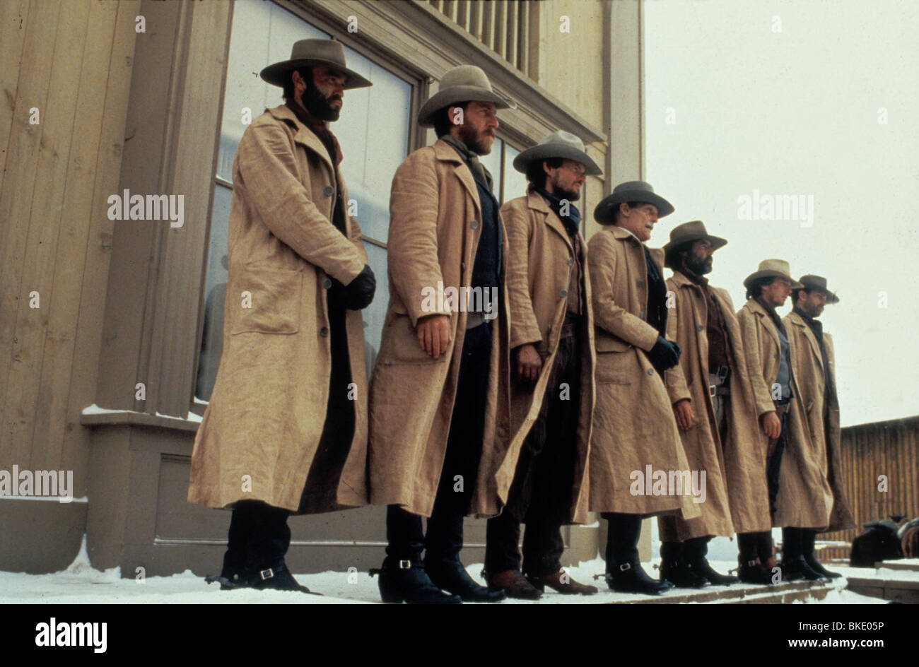 PALE RIDER (1985) JOHN DENNIS JOHNSTON, ROBERT WINLEY, JACK RADOSTA, JOHN RUSSELL, BILLY DRAGO PLR 097 - Stock Image