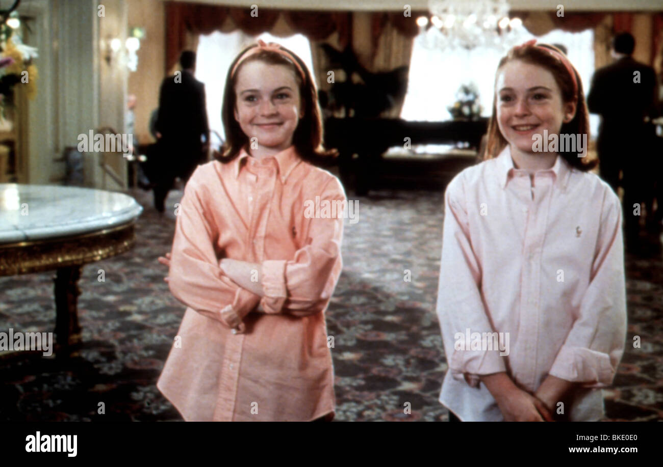 The Parent Trap Lindsay Lohan Stock Photos The Parent Trap Lindsay