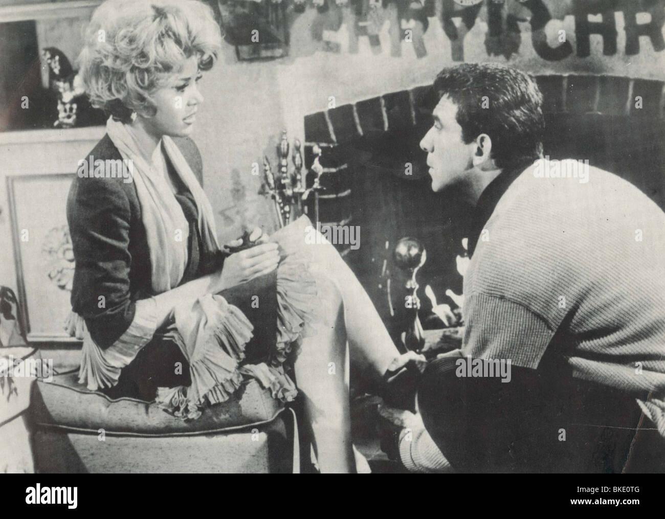 PERIOD OF ADJUSTMENT (1962) JANE FONDA, TONY FRANCIOSA POFA 008FOH - Stock Image