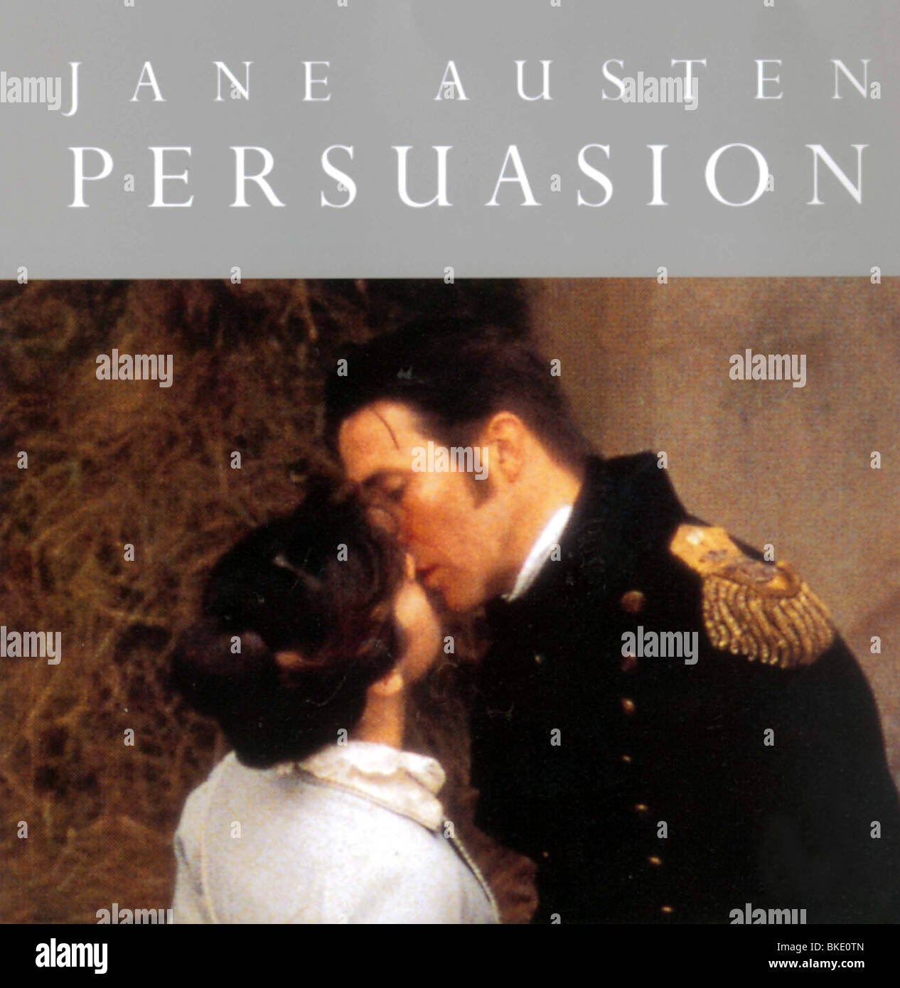 PERSUASION -1995 POSTER - Stock Image