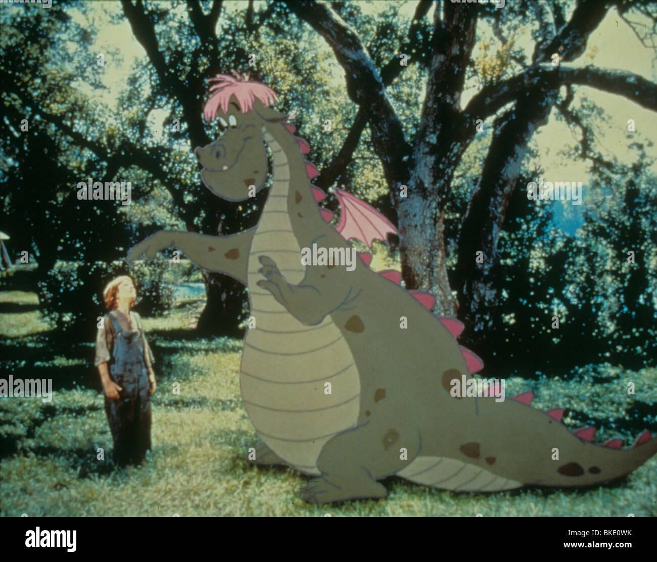 PETE'S DRAGON (1977) SEAN MARSHALL CREDIT DISNEY PFRD 005 - Stock Image