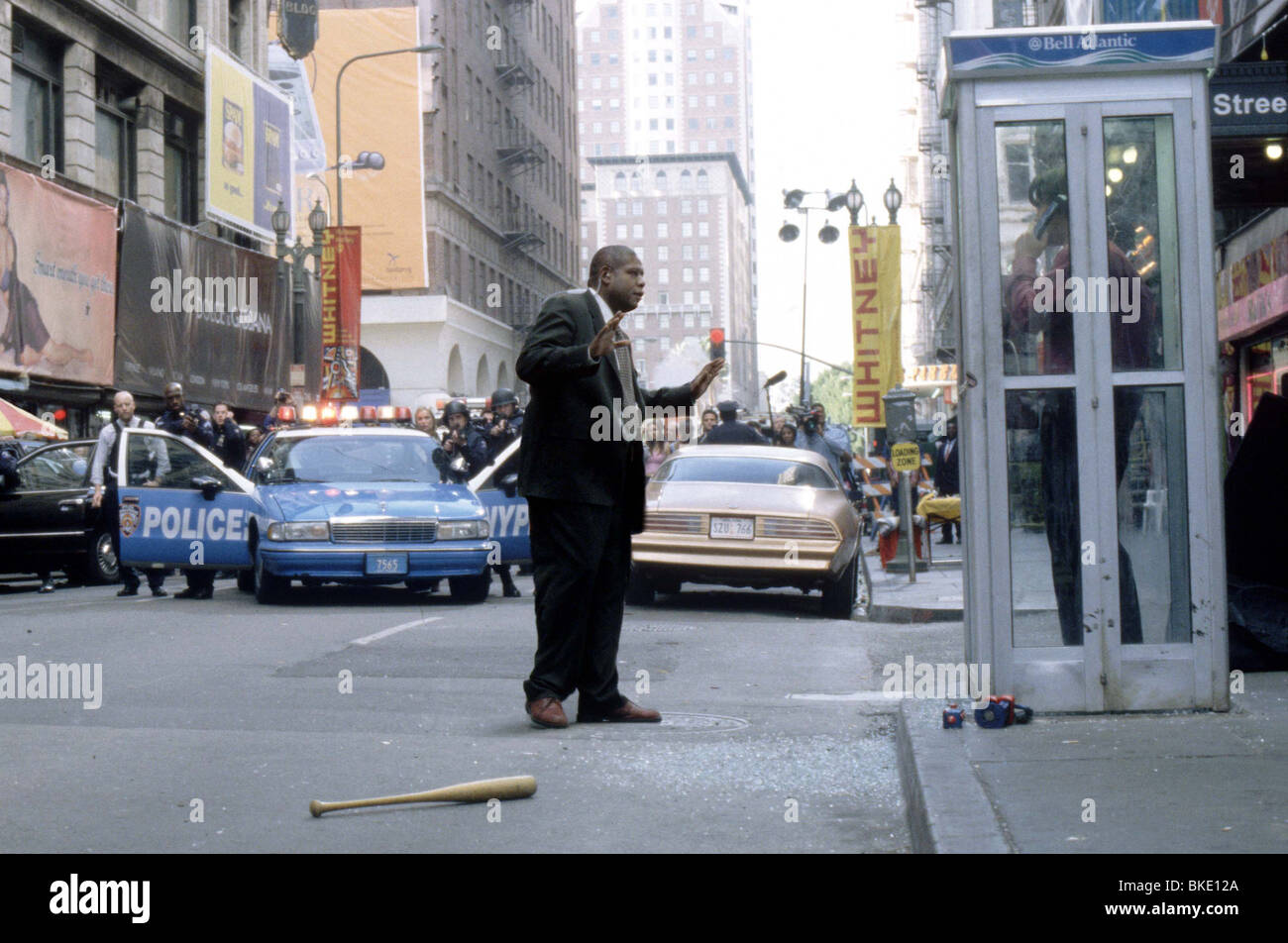 PHONE BOOTH (2001) FORREST WHITAKER PHBO 001-PB-152R - Stock Image