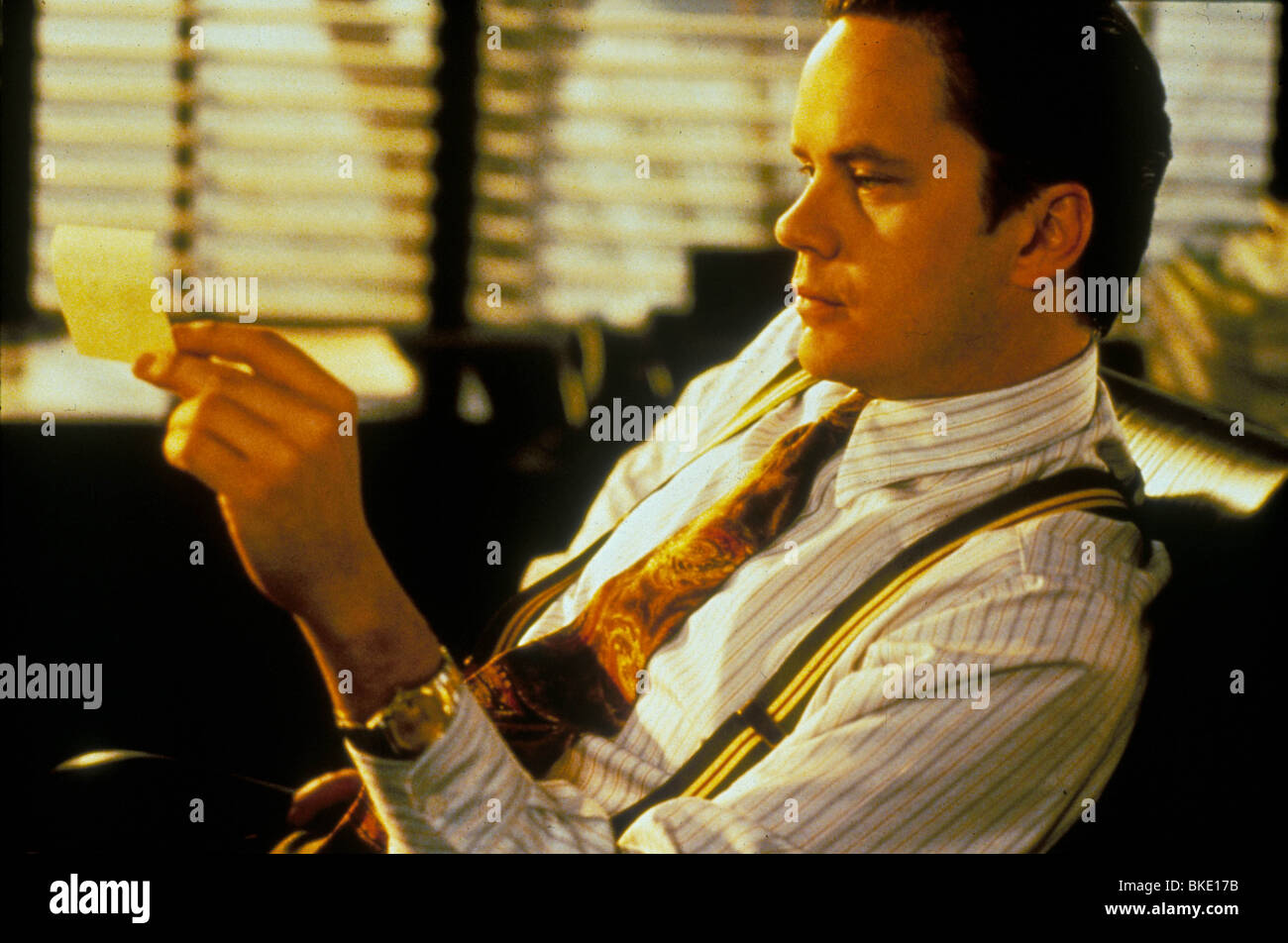 THE PLAYER -1991 TIM ROBBINS - Stock Image