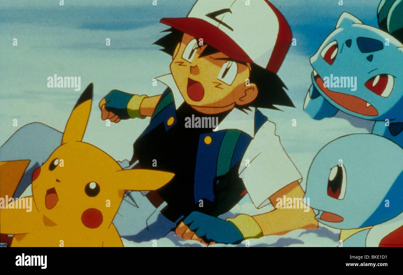 Pokemon The Movie 2000 Credit Warner Bros Pok 016 Stock Photo