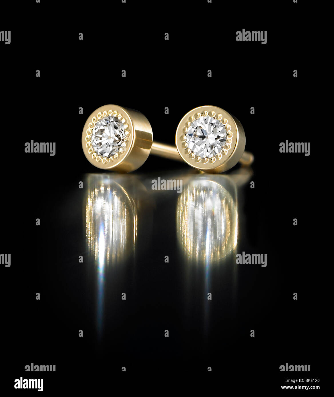 Image result for stud earrings stock photo