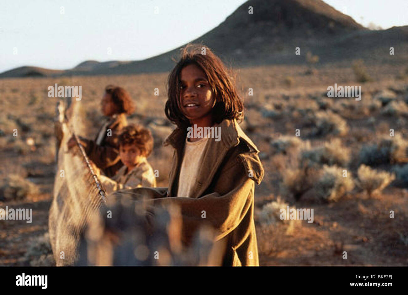 RABBIT PROOF FENCE 2002 TIANNA SANSBURY LAURA MONAGAN RPFF 001 01