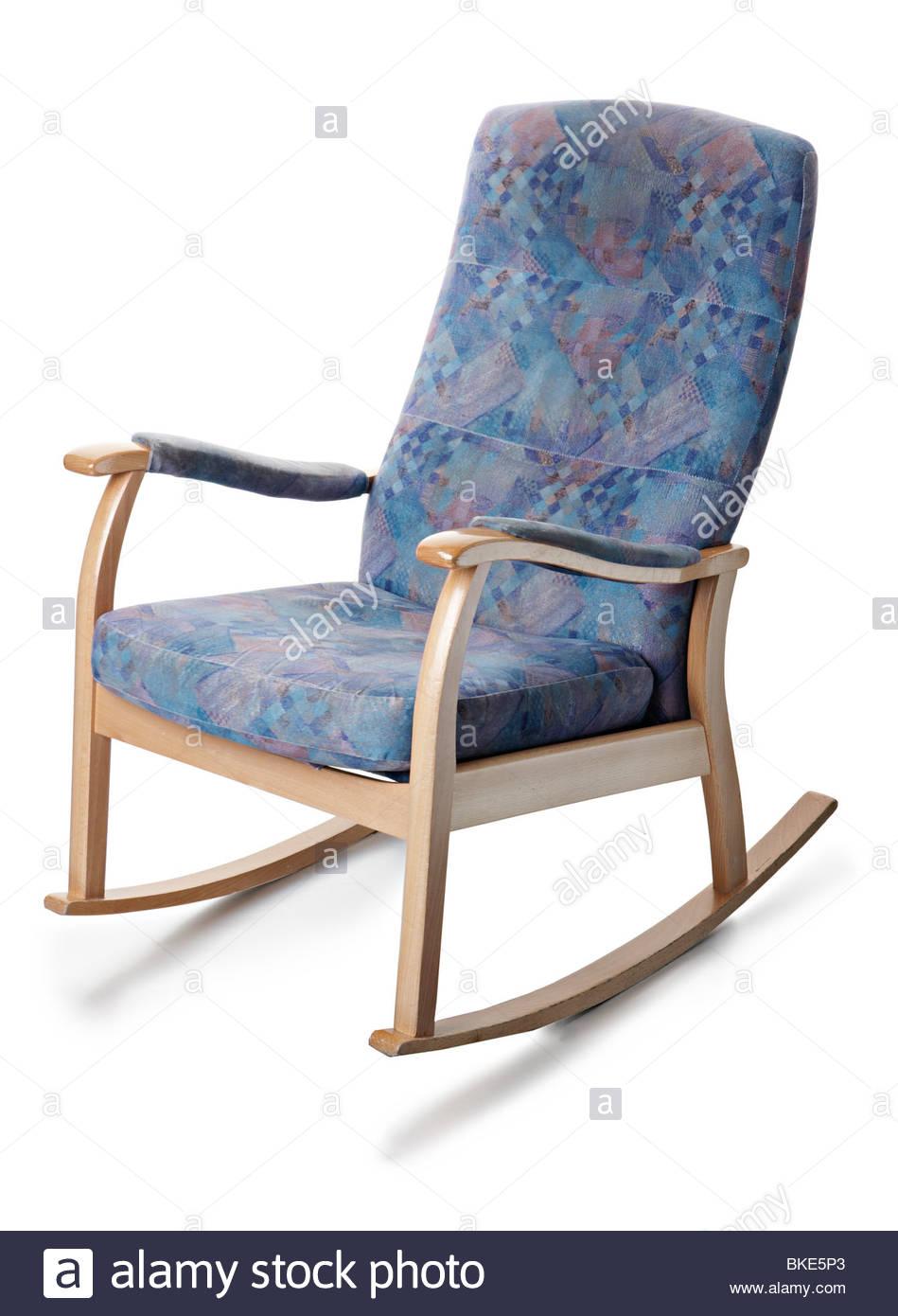 rocking chair - Stock Image