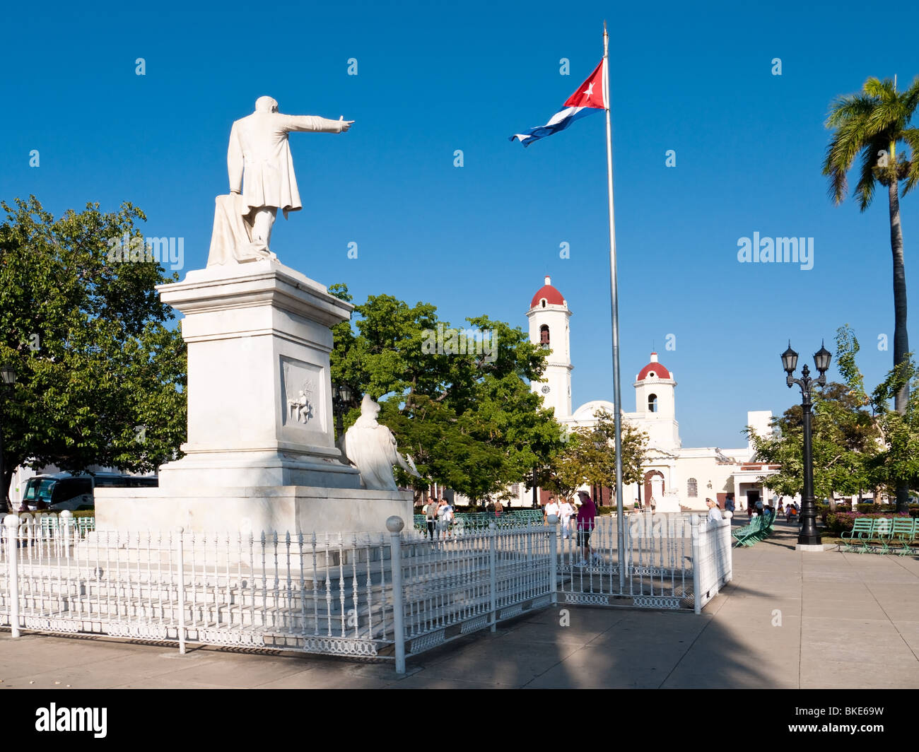 Cuba Parque Marti Cienfuegos High Resolution Stock Photography And Images Alamy