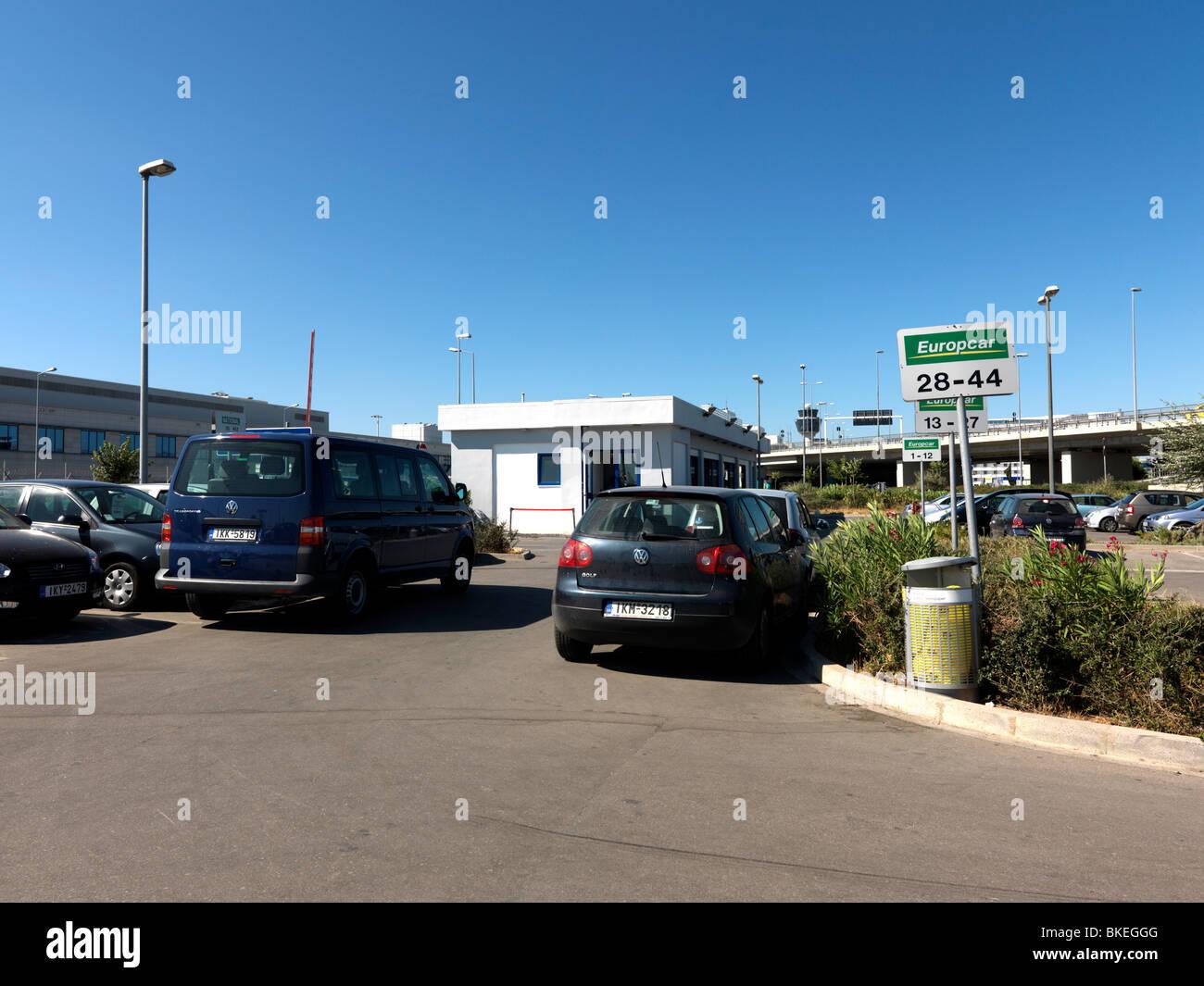 Sixt Car Rental Athens Greece Airport