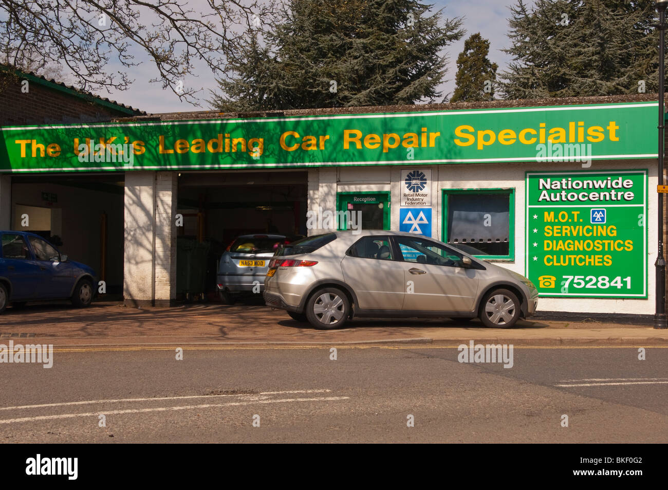 Car Body Shop Repairs Derby