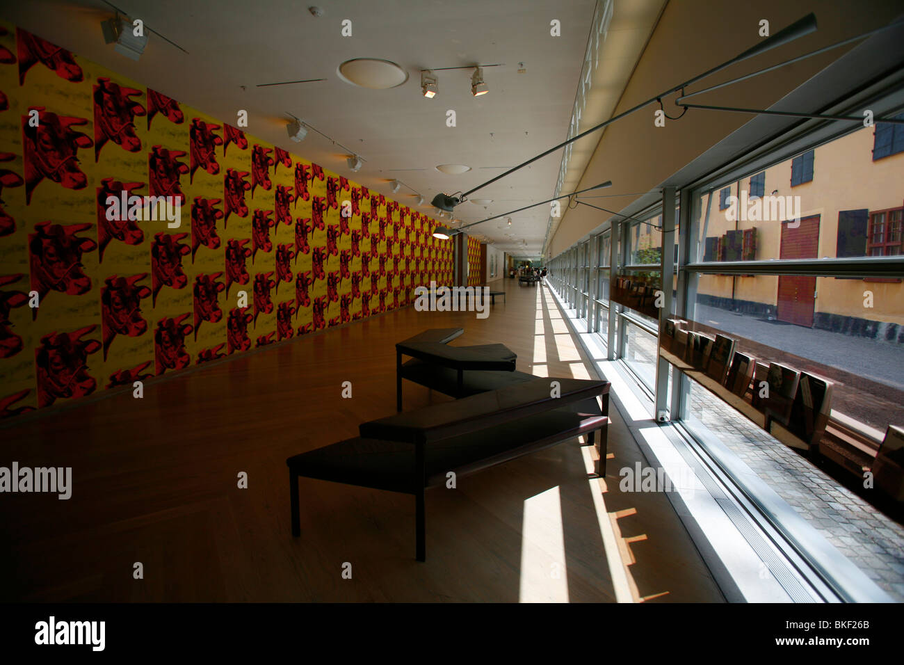 Modern Art Museum Stockholm Sweden Stock Photo 29219859
