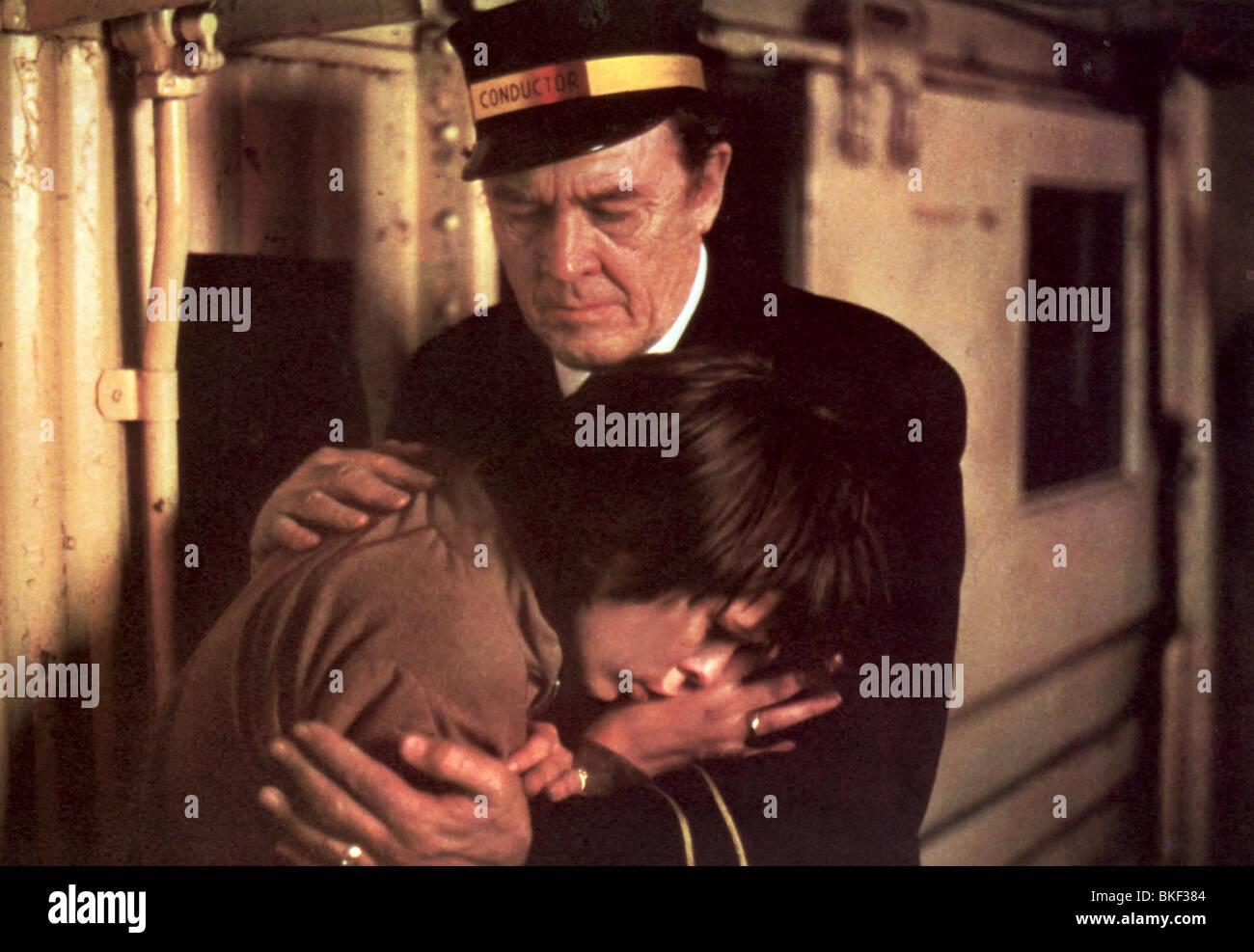 terror train 1980 jamie lee curtis ttrn 007foh stock photo