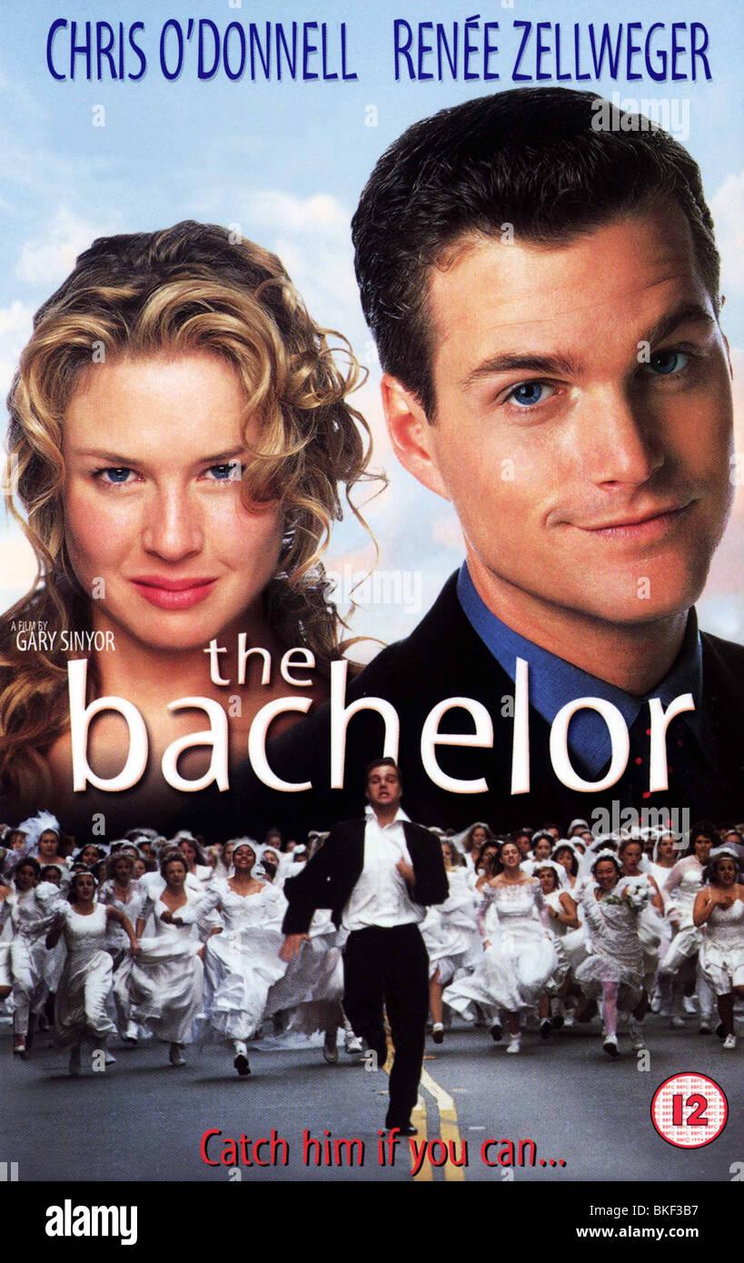 THE BACHELOR -1999 POSTER - Stock Image