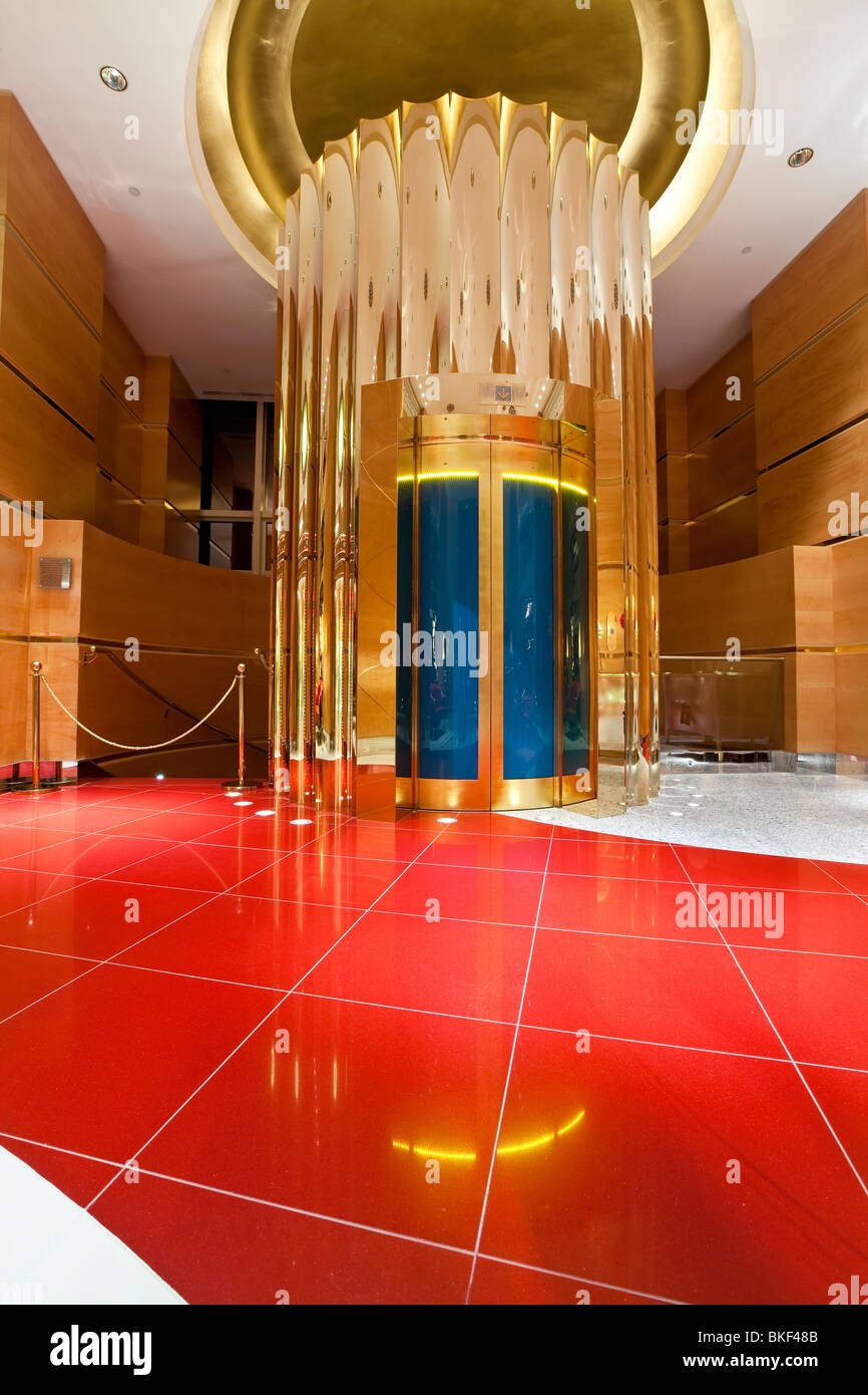 Lift Lobby Stock Photos & Lift Lobby Stock Images - Alamy Burj Al Arab Elevator Inside