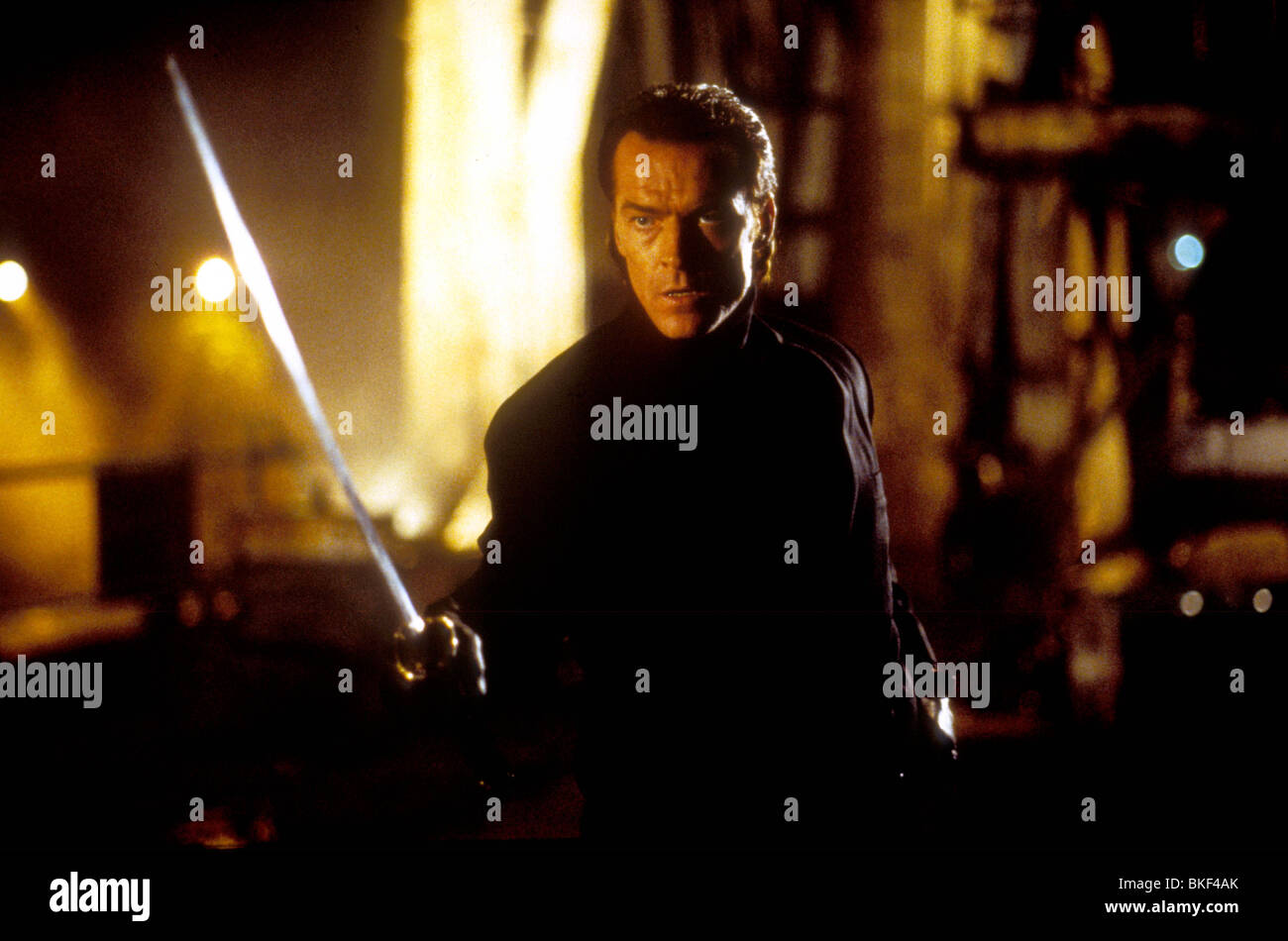 LARA CROFT: TOMB RAIDER (2001) IAIN GLEN TBRR 083 - Stock Image