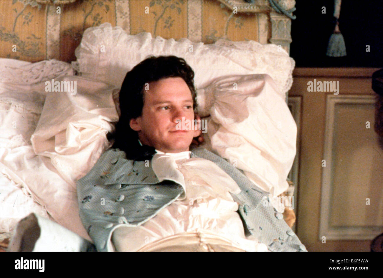VALMONT -1989 COLIN FIRTH - Stock Image