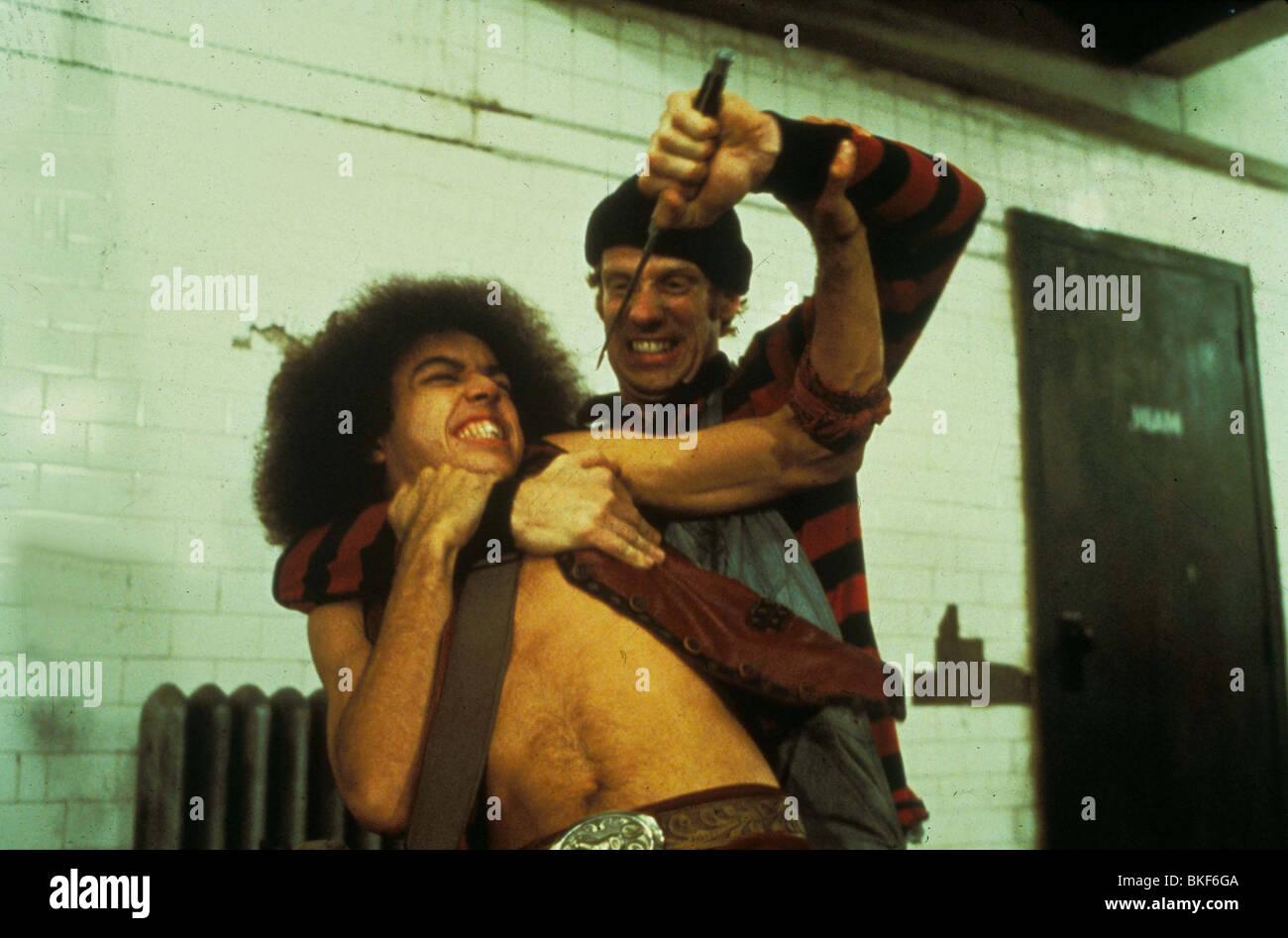 THE WARRIORS (1979) MARCELINO SANCHEZ WARS 004 L - Stock Image