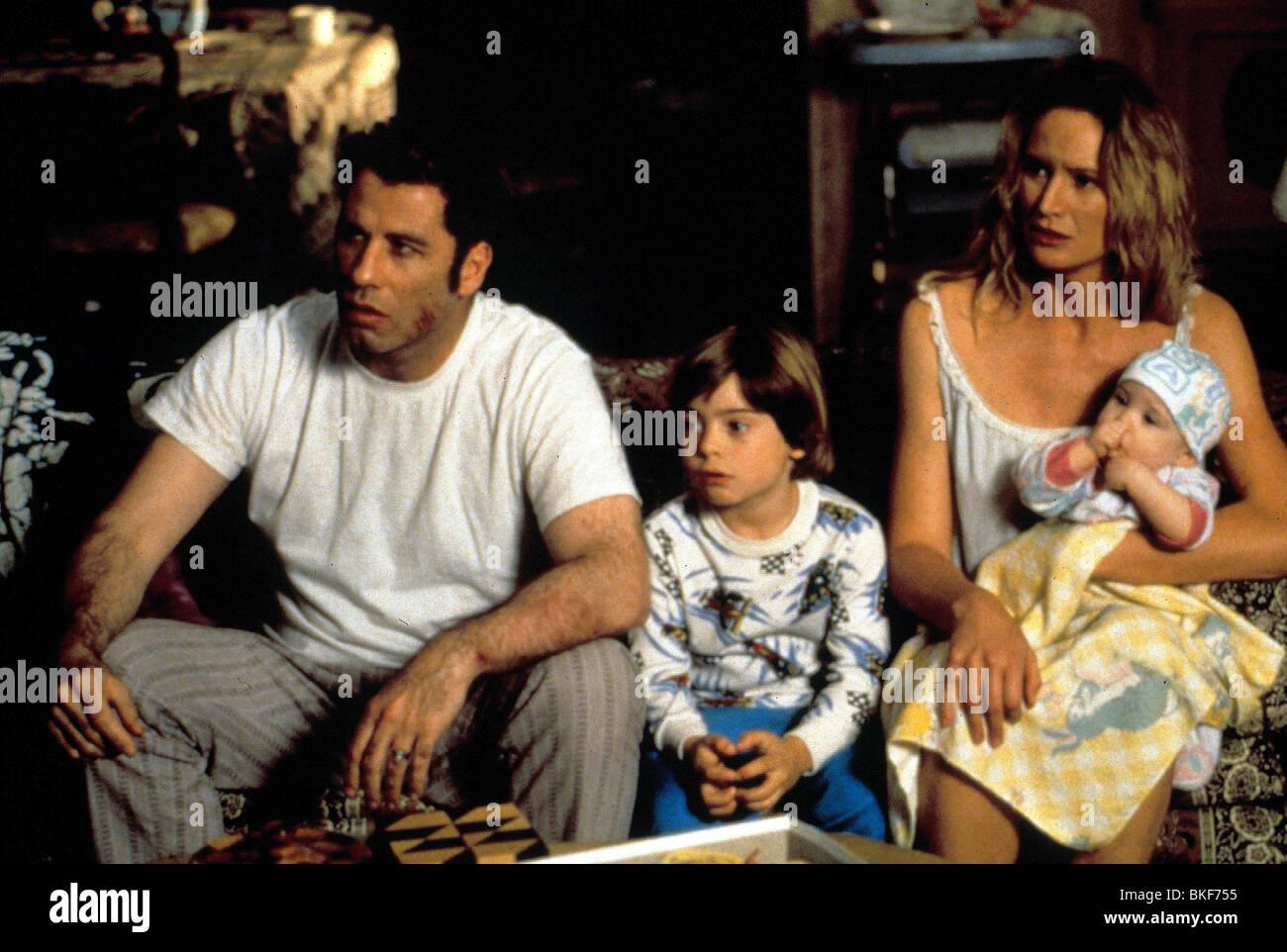 WHITE MAN'S BURDEN (1995) JOHN TRAVOLTA, KELLY LYNCH WMB 003 - Stock Image