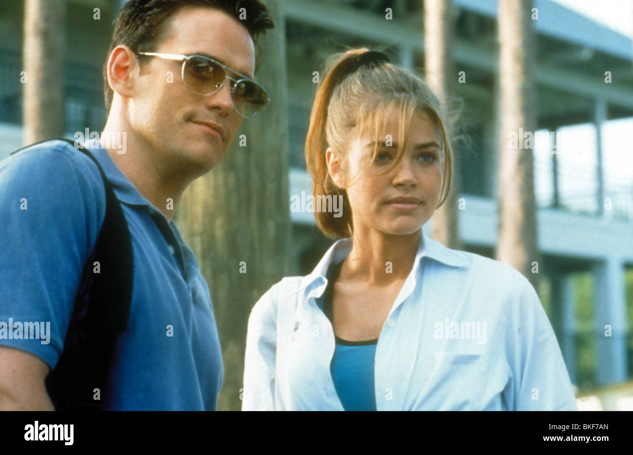 WILD THINGS (1998) MATT DILLON, DENISE RICHARDS WTGS 044 - Stock Image