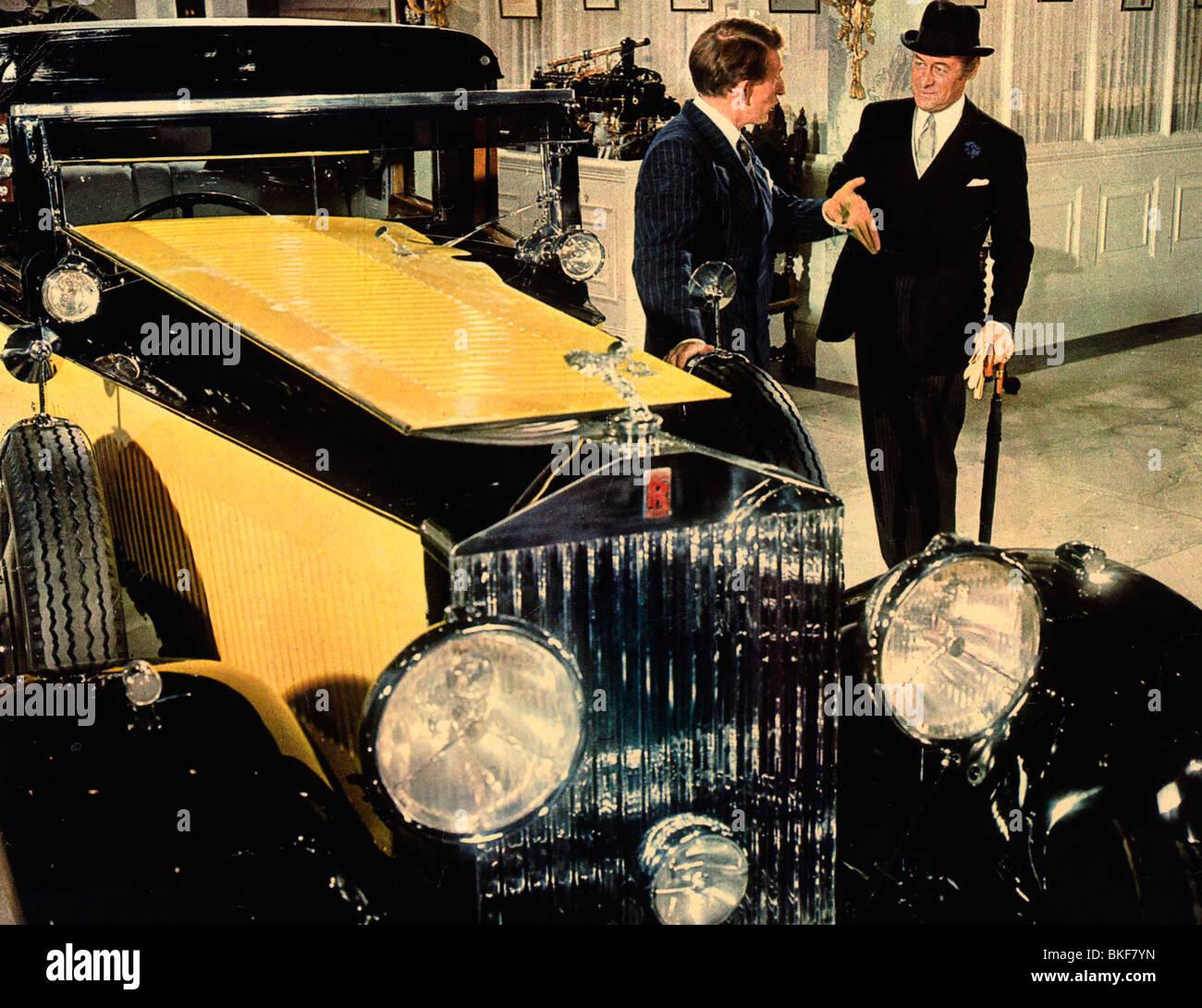The Yellow Rolls Royce Stock Photos & The Yellow Rolls Royce Stock