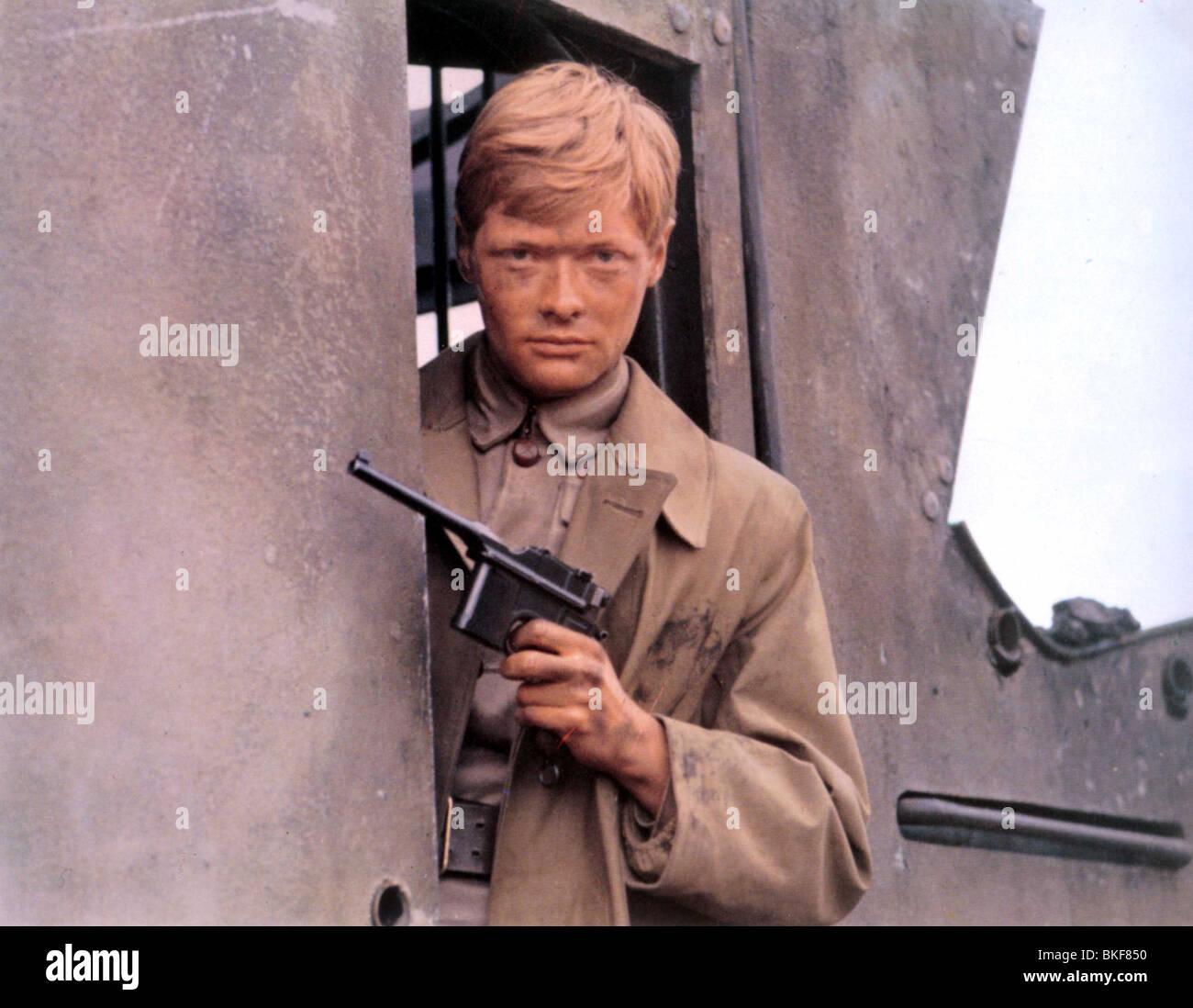 YOUNG WINSTON (1972) SIMON WARD YWN 002FOH - Stock Image