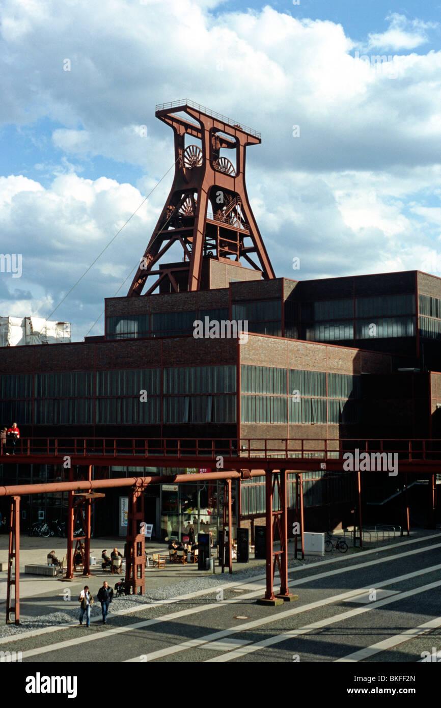 Zeche Zollverein, Essen - Stock Image