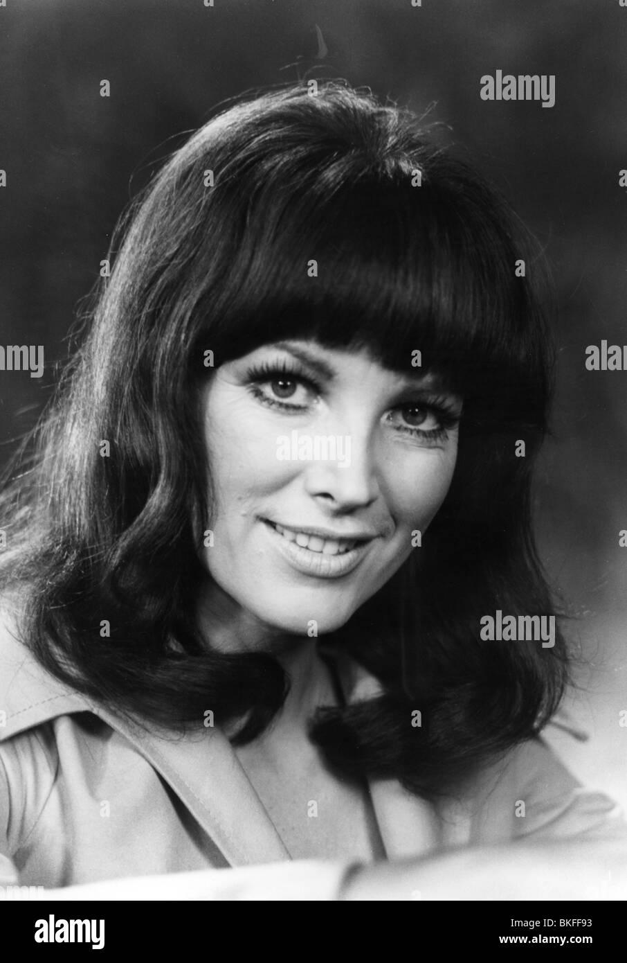 Schuermann, Petra, 15.9.1935 - 13.1.2010, German actress, TV presenter, portrait, 1.11.1982, Additional-Rights-Clearances - Stock Image