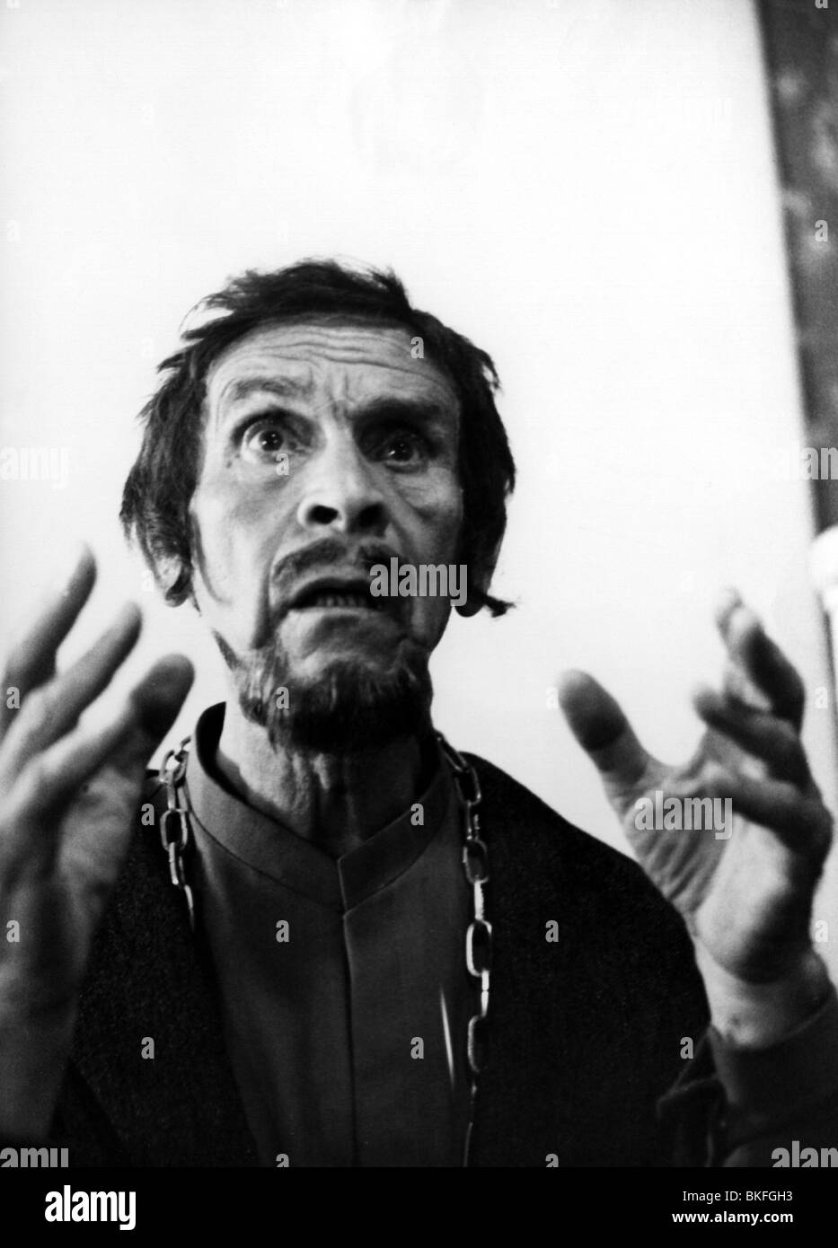 Deutsch, Ernst, 16.9.1890 - 22.3.1969, German actor, as 'Nathan the Wise', half length, Additional-Rights - Stock Image